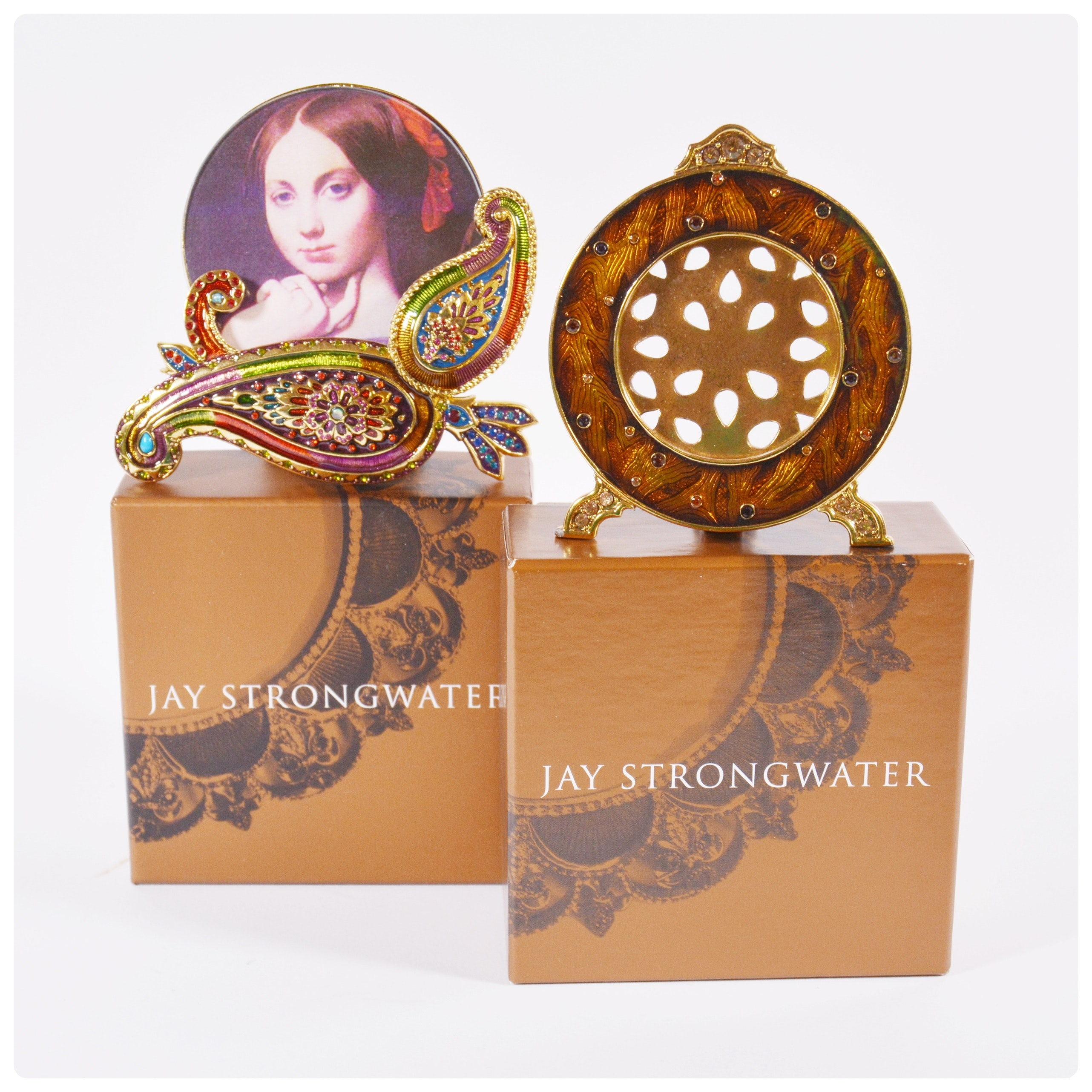 Jay Strongwater Designer Picture Frames