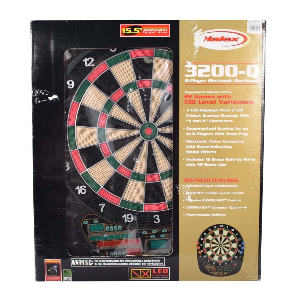Halex 3200-Q Electronic Dart Board