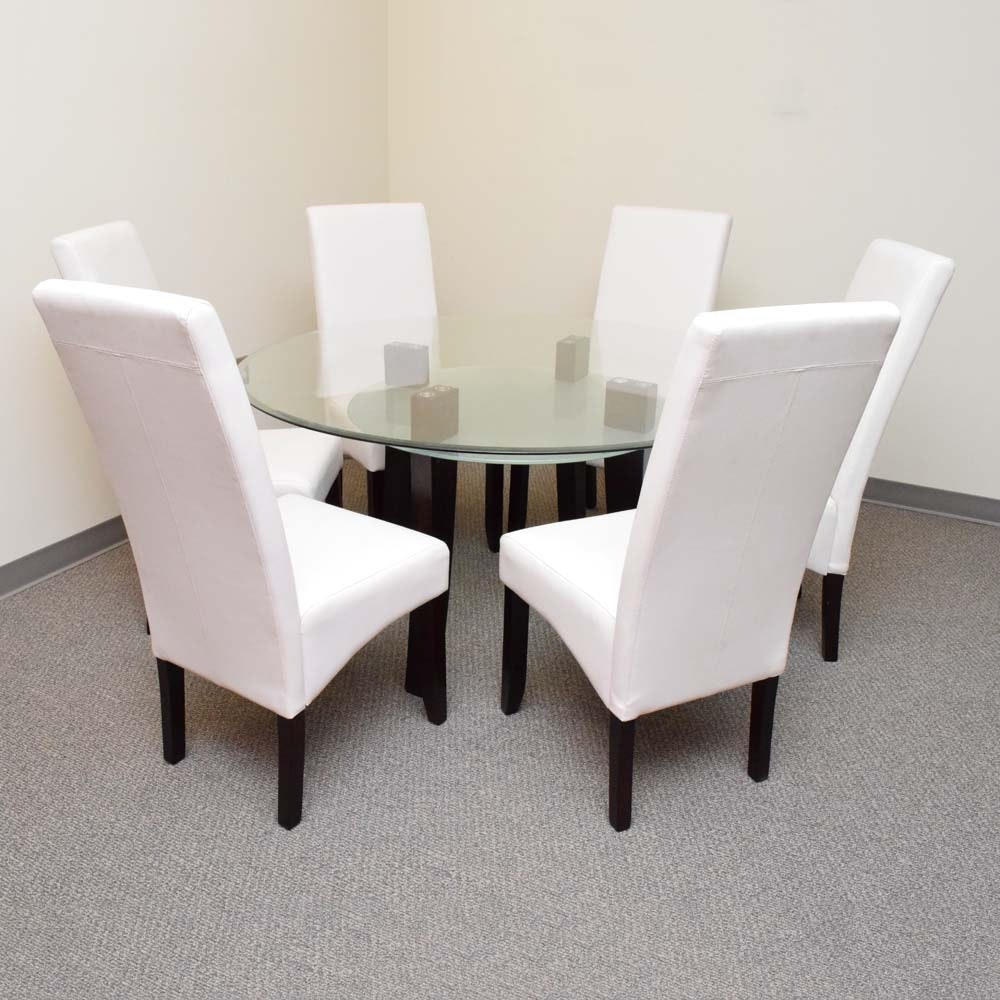 Modern Dining Room Grouping
