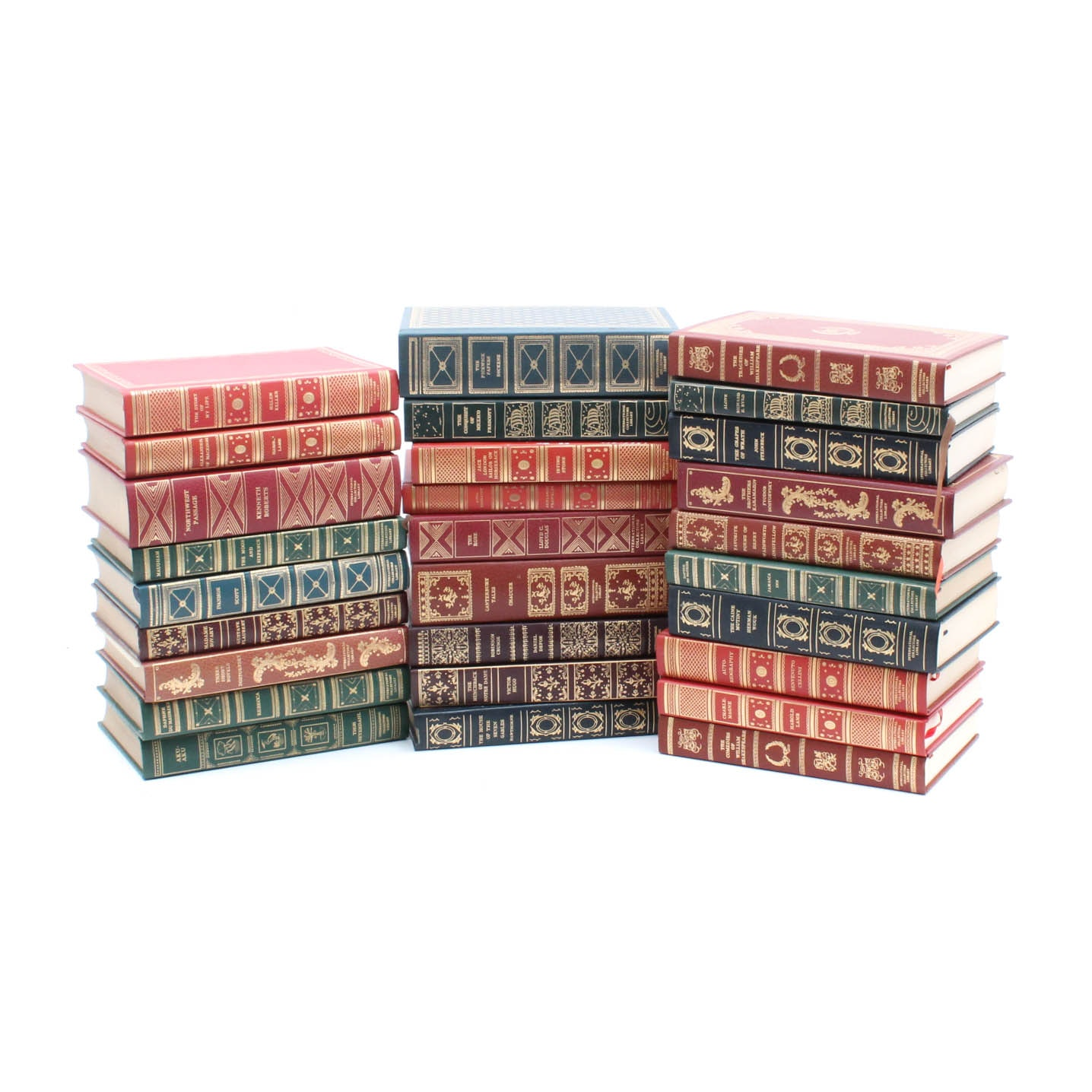 28 Volumes of First Edition International Collectors Library Books