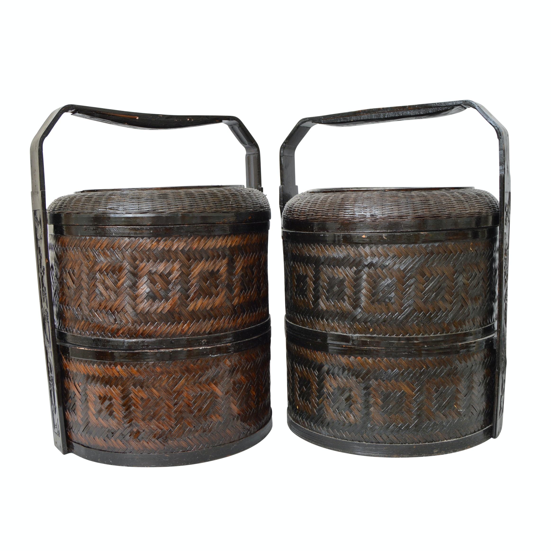 Chinese Wedding Baskets