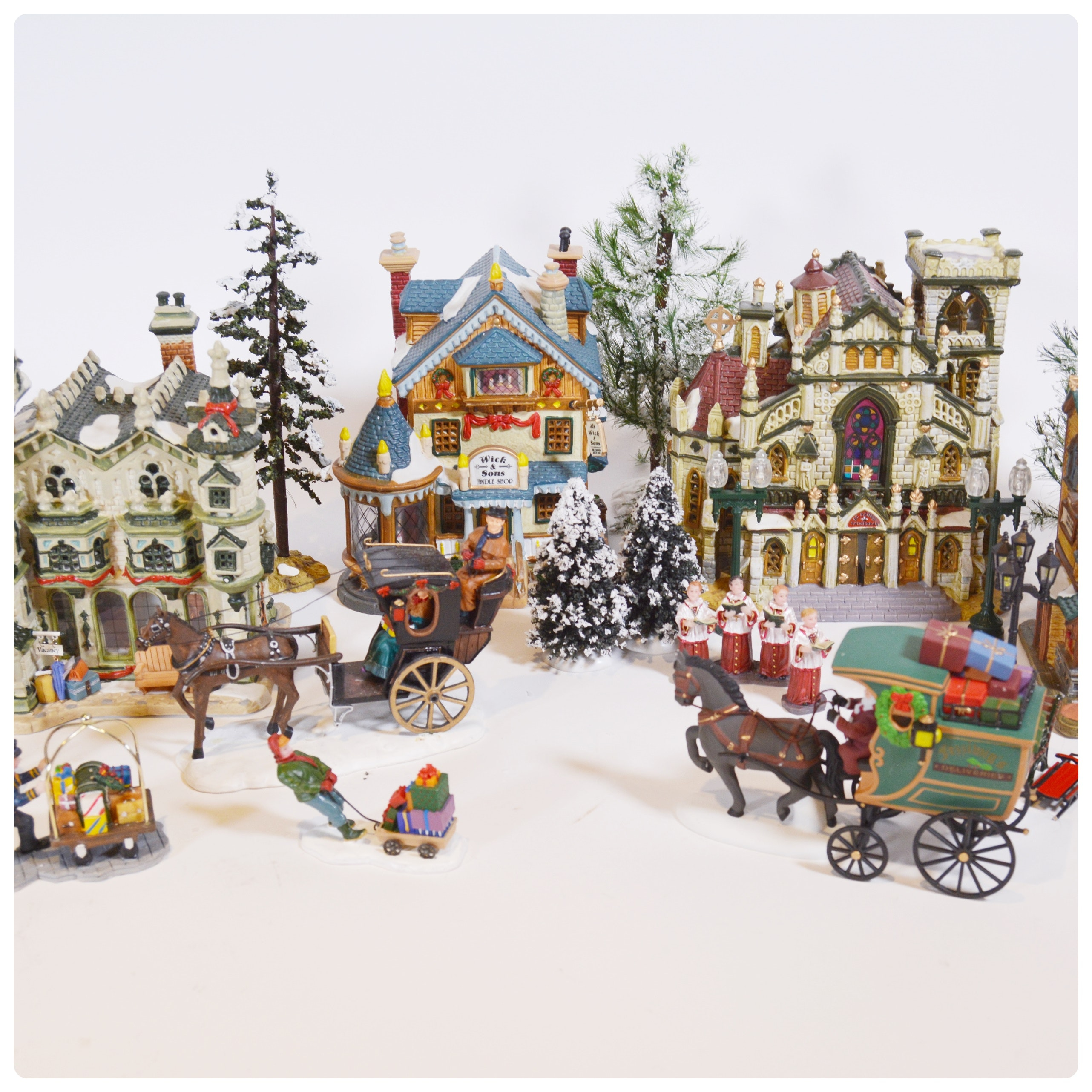 Lemax Holiday Village Assortment