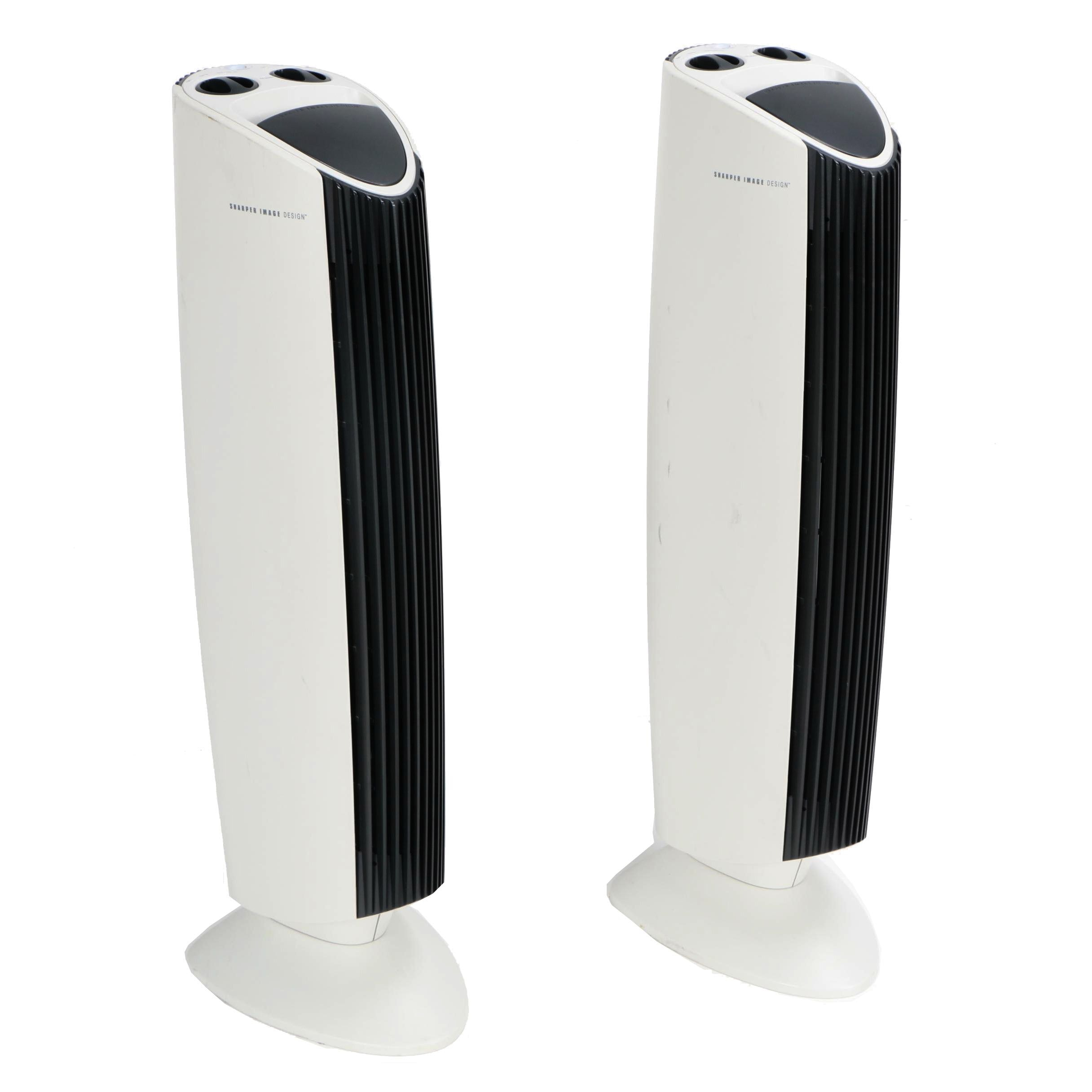Sharper Image Ionic Breeze Air Purifiers Ebth