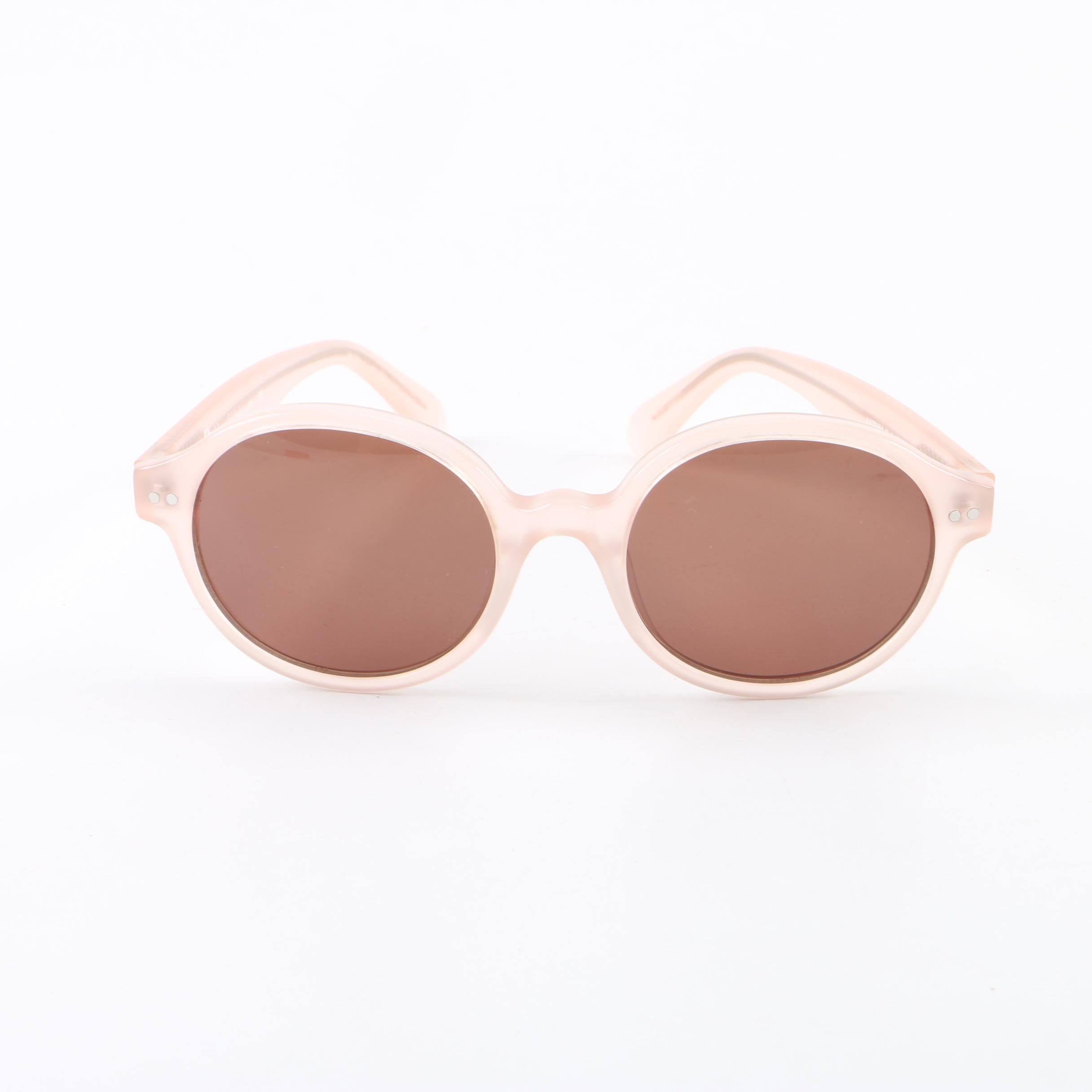 House of Harlow 1960 Katrina Sunglasses in Nude
