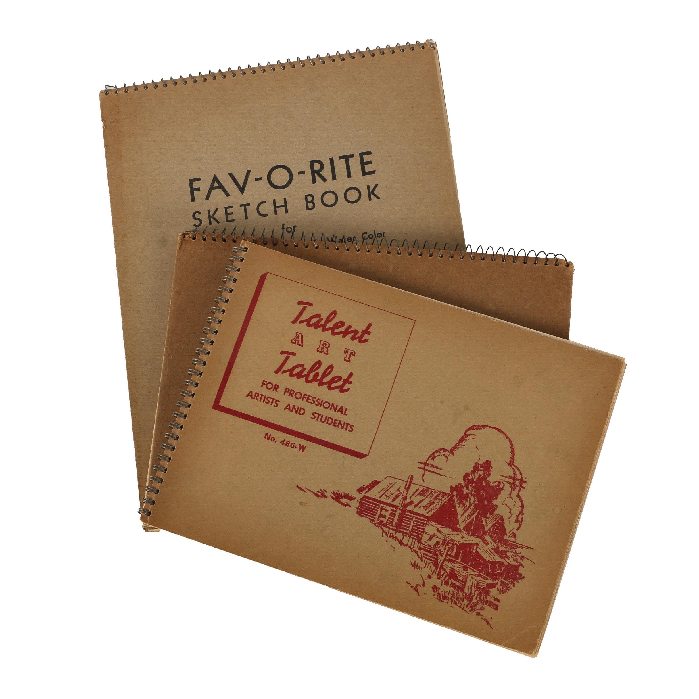 Florence Smithburn Sketchbooks