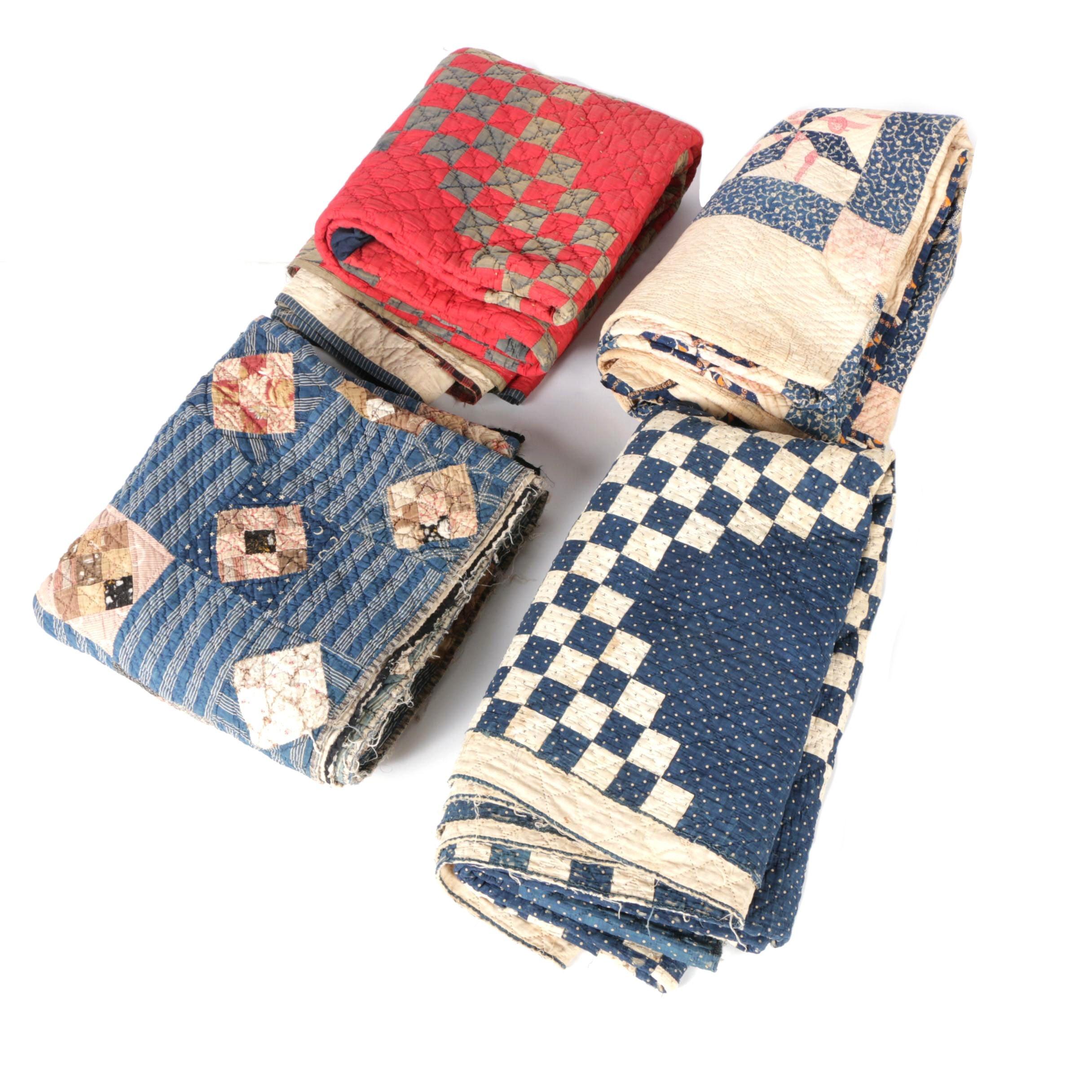 Antique Handmade Quilts