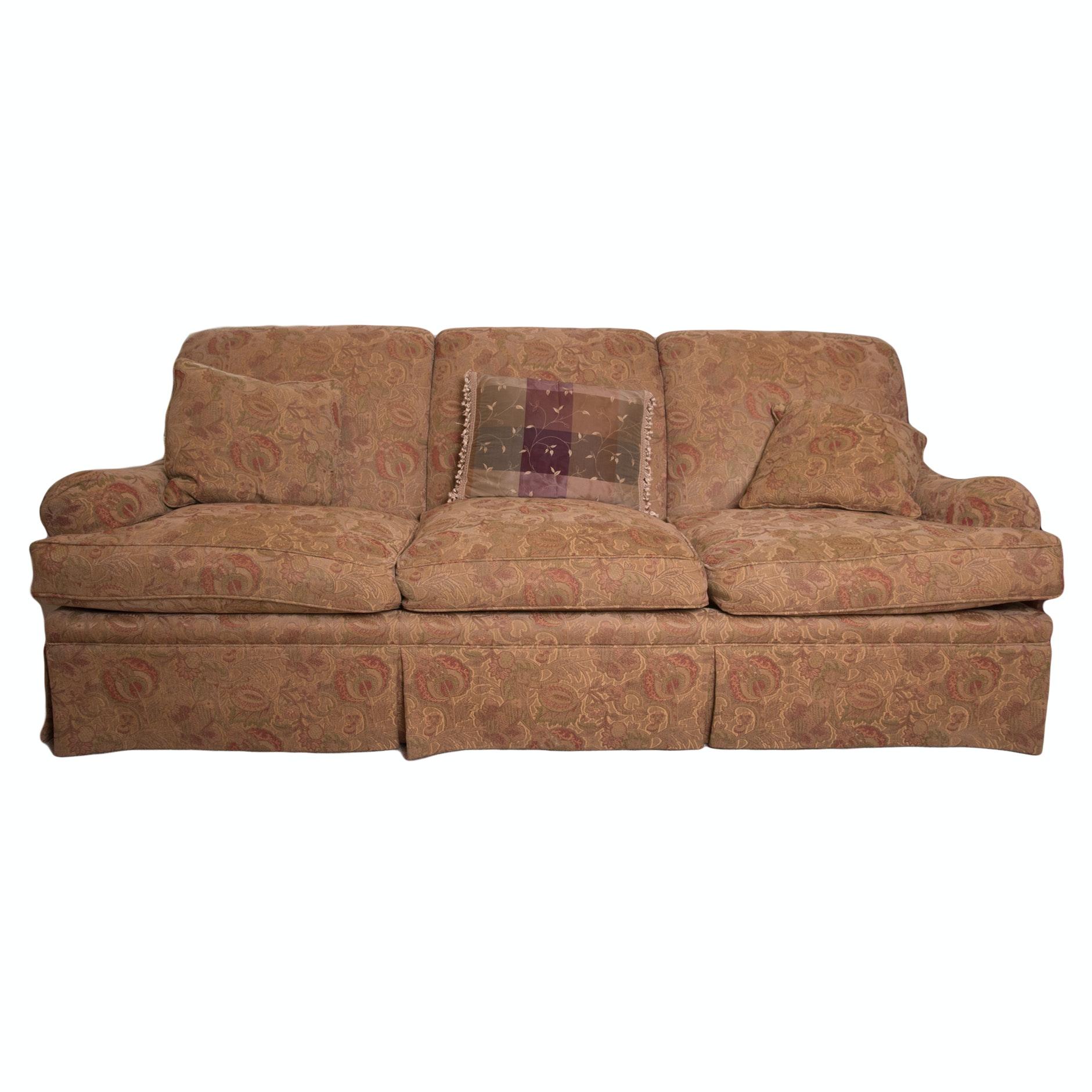 Colony Custom English Sofa