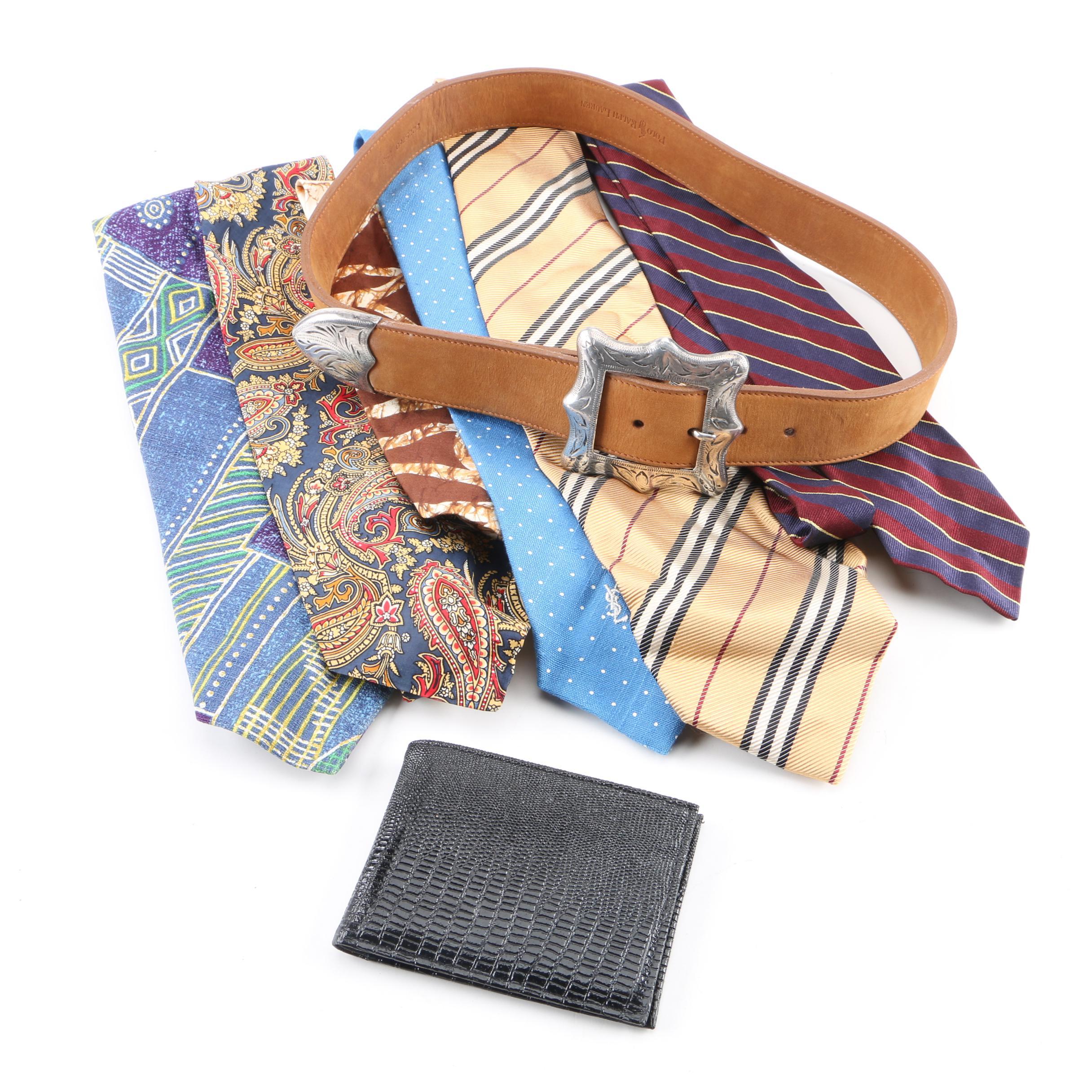 ... discount code for mens designer neckties leather belt and wallet  including burberry london 42619 30c85 ... d55ff09bad87c