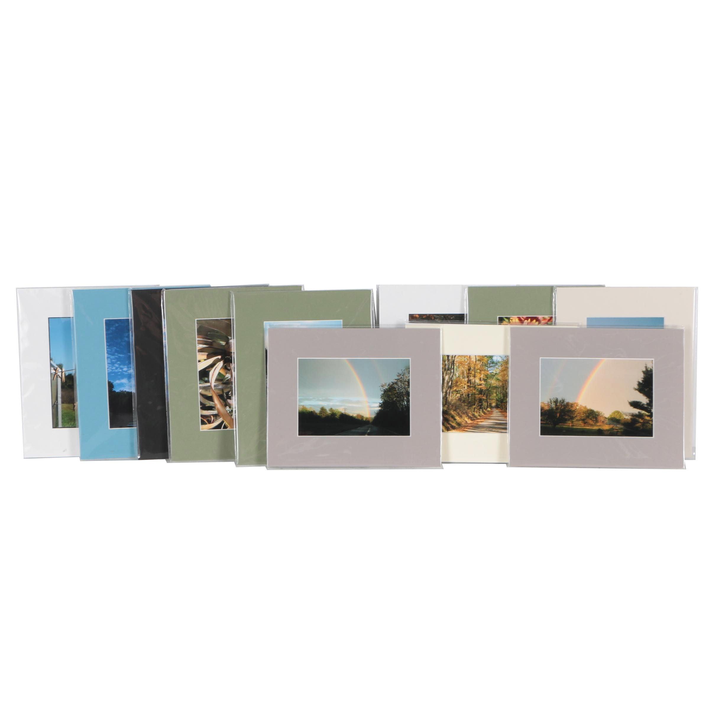 Linda K. Benko Chromogenic Color Print Photographs