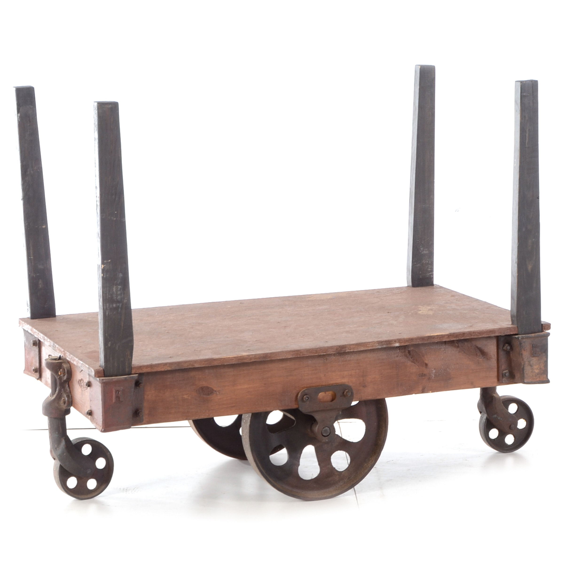Large Industrial Dolly