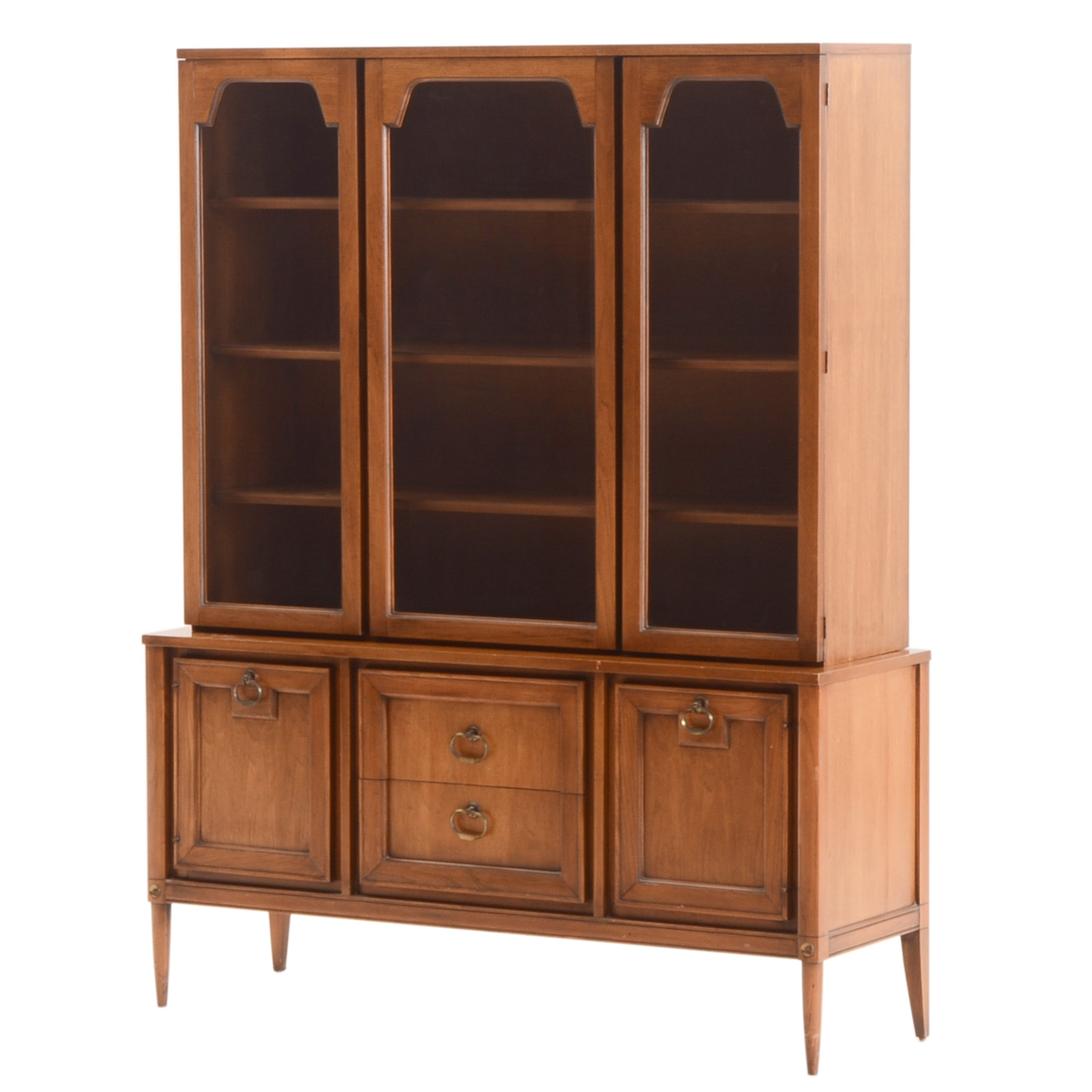 Mid-Century China Cabinet by Basic Witz