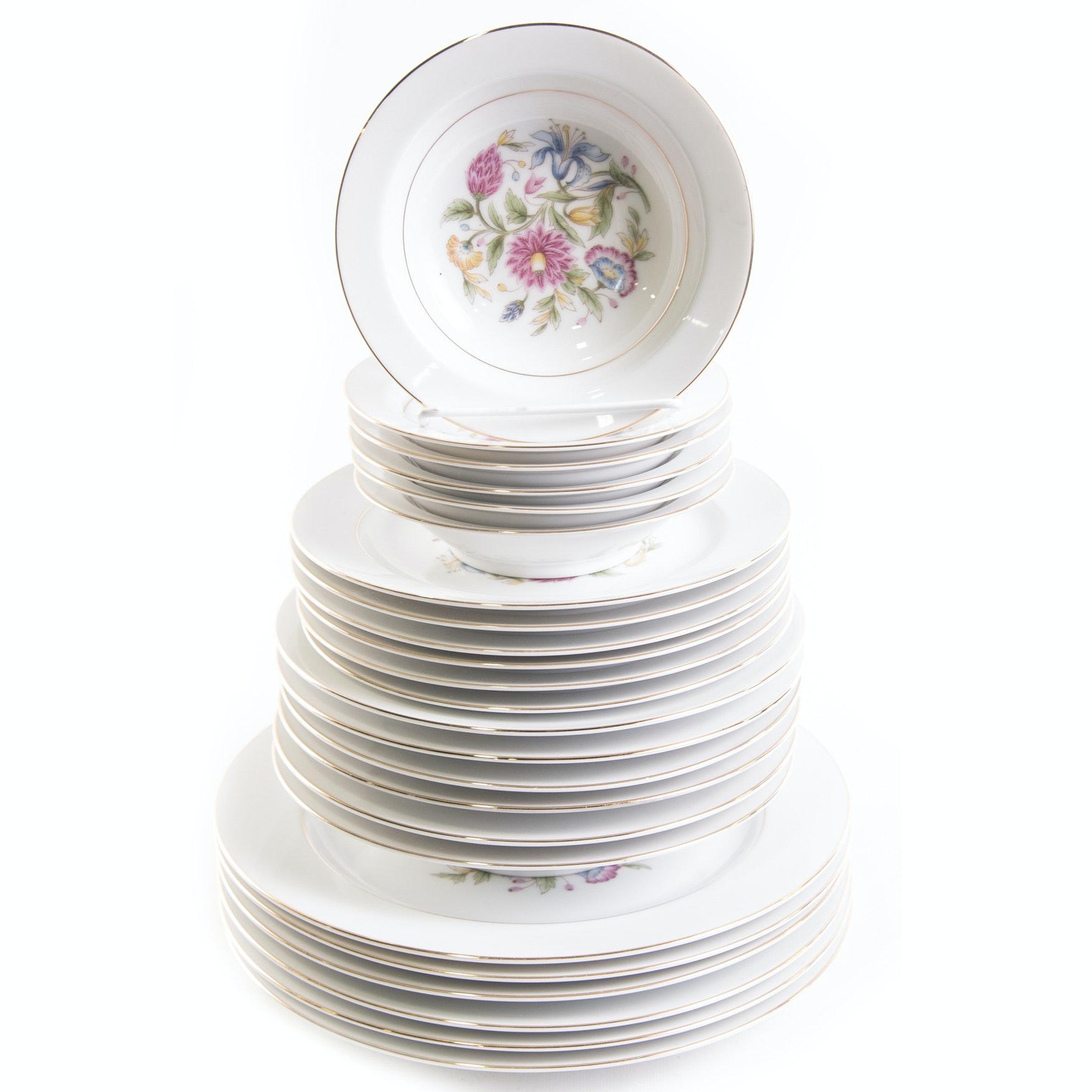 Noritake Dinnerware