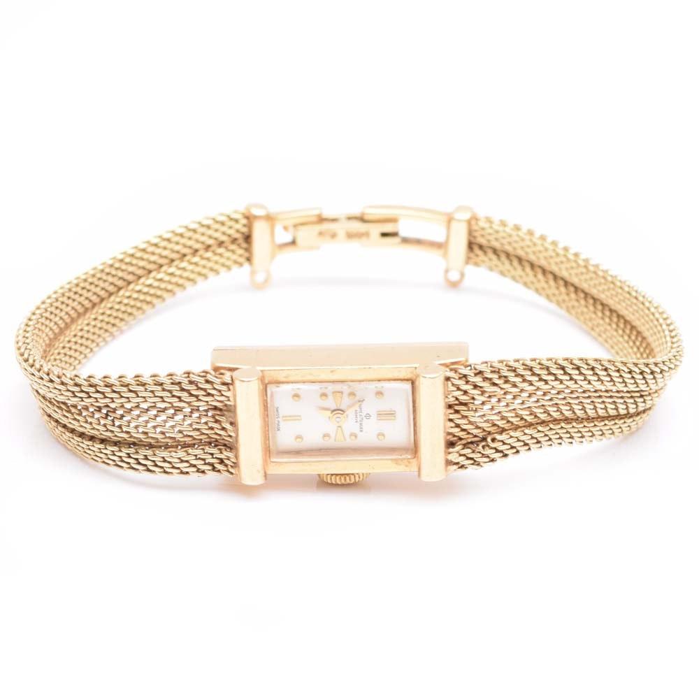 Baume & Mercier 14K Yellow Gold Wristwatch