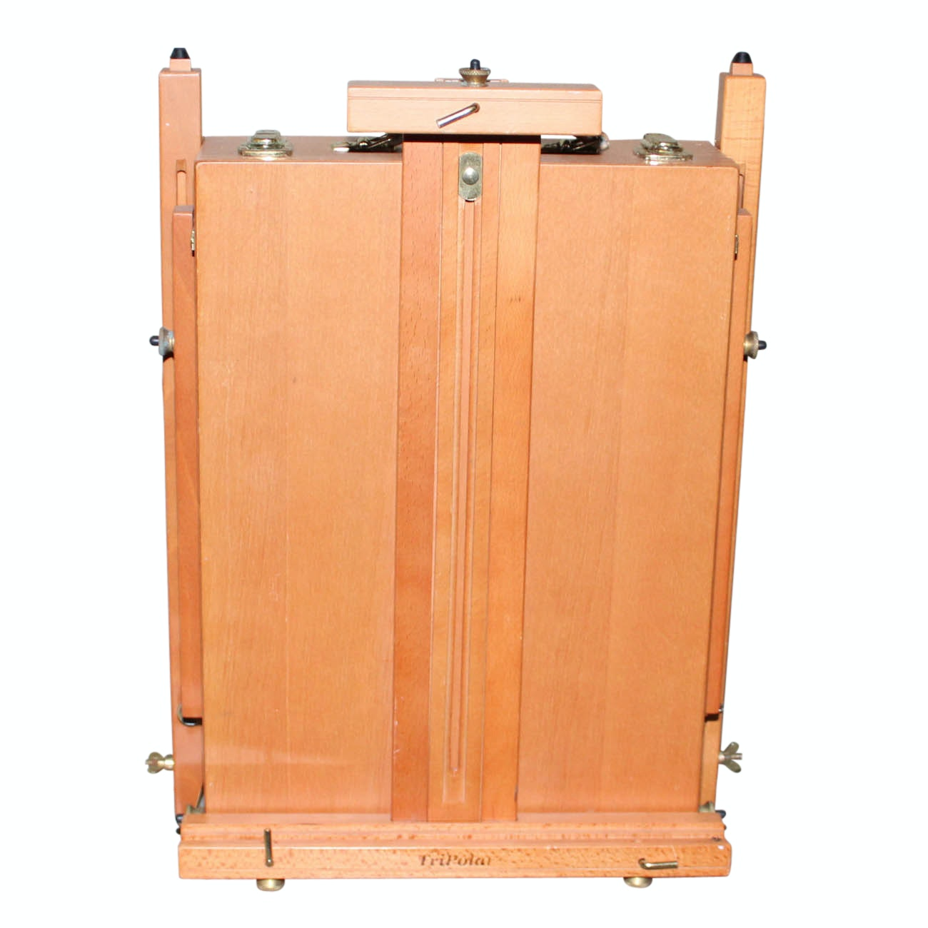 TriPolar French Portable Wooden Easel