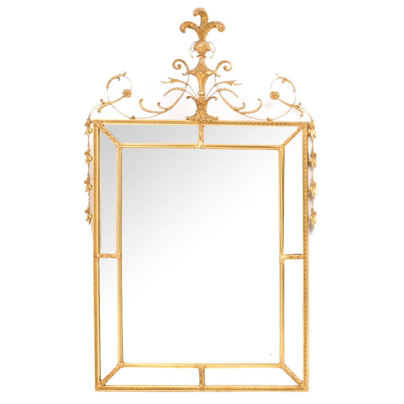 Carver's Guild Neo Classic Wall Mirror