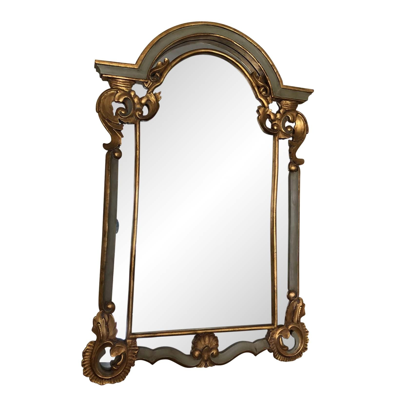 Venetian Style Over-Sized Wall Mirror