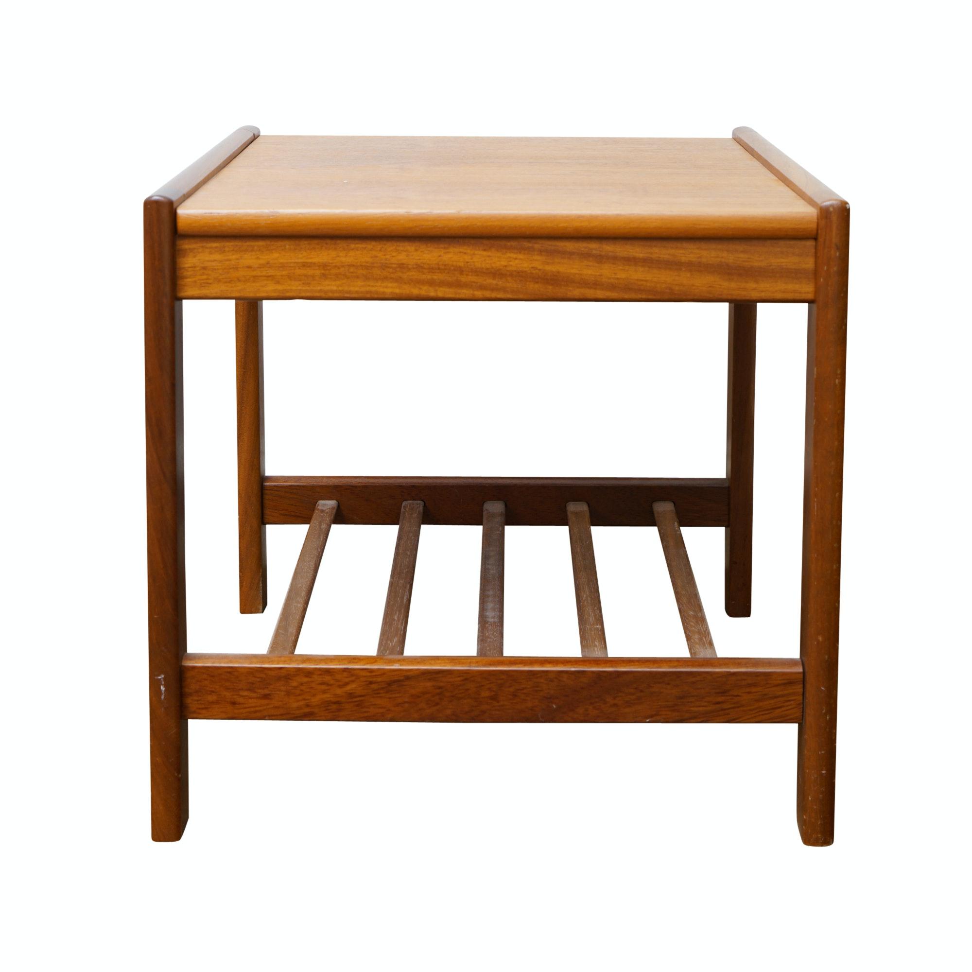 Danish Modern Side Table