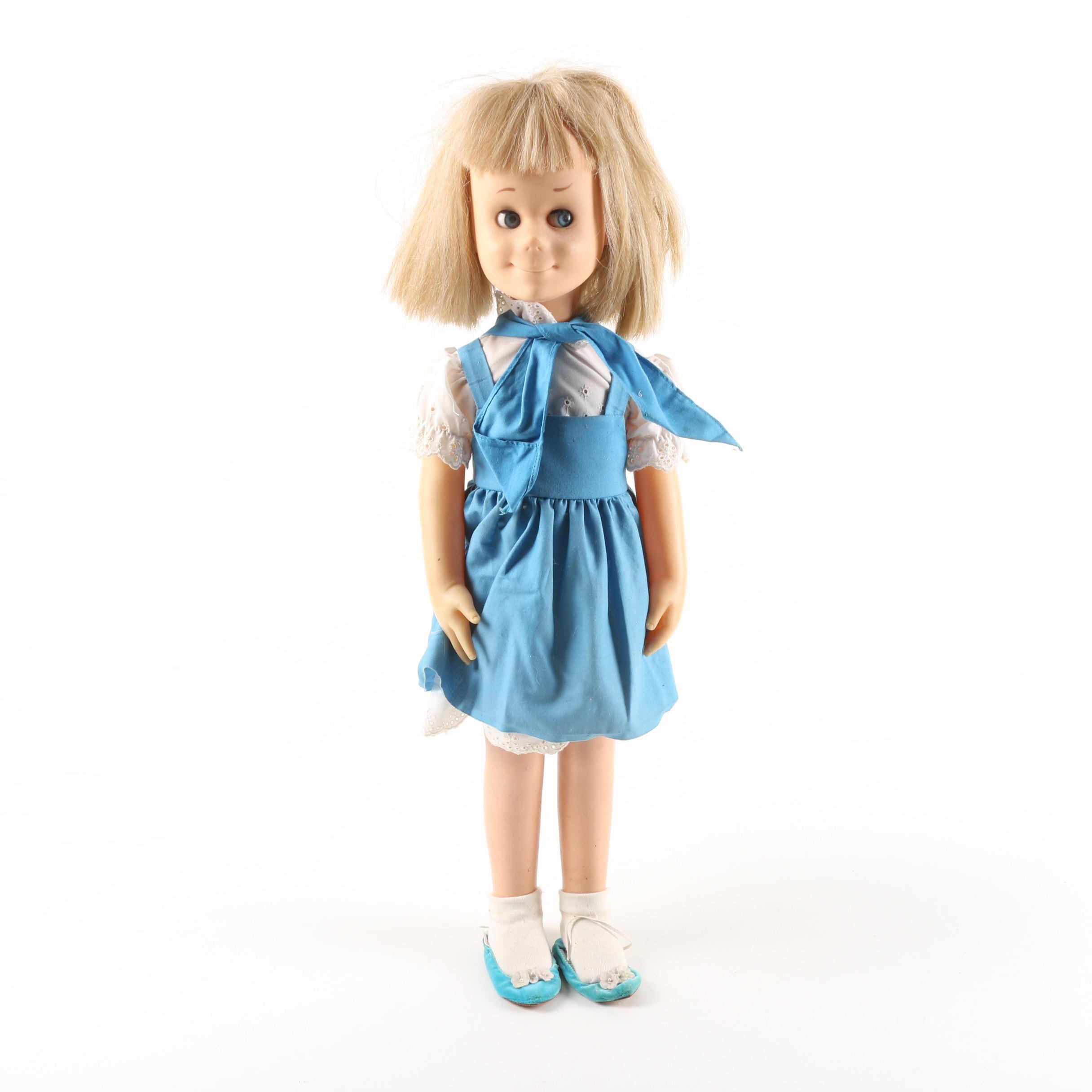 "1962 Mattel ""Charmin' Chatty"" Doll"