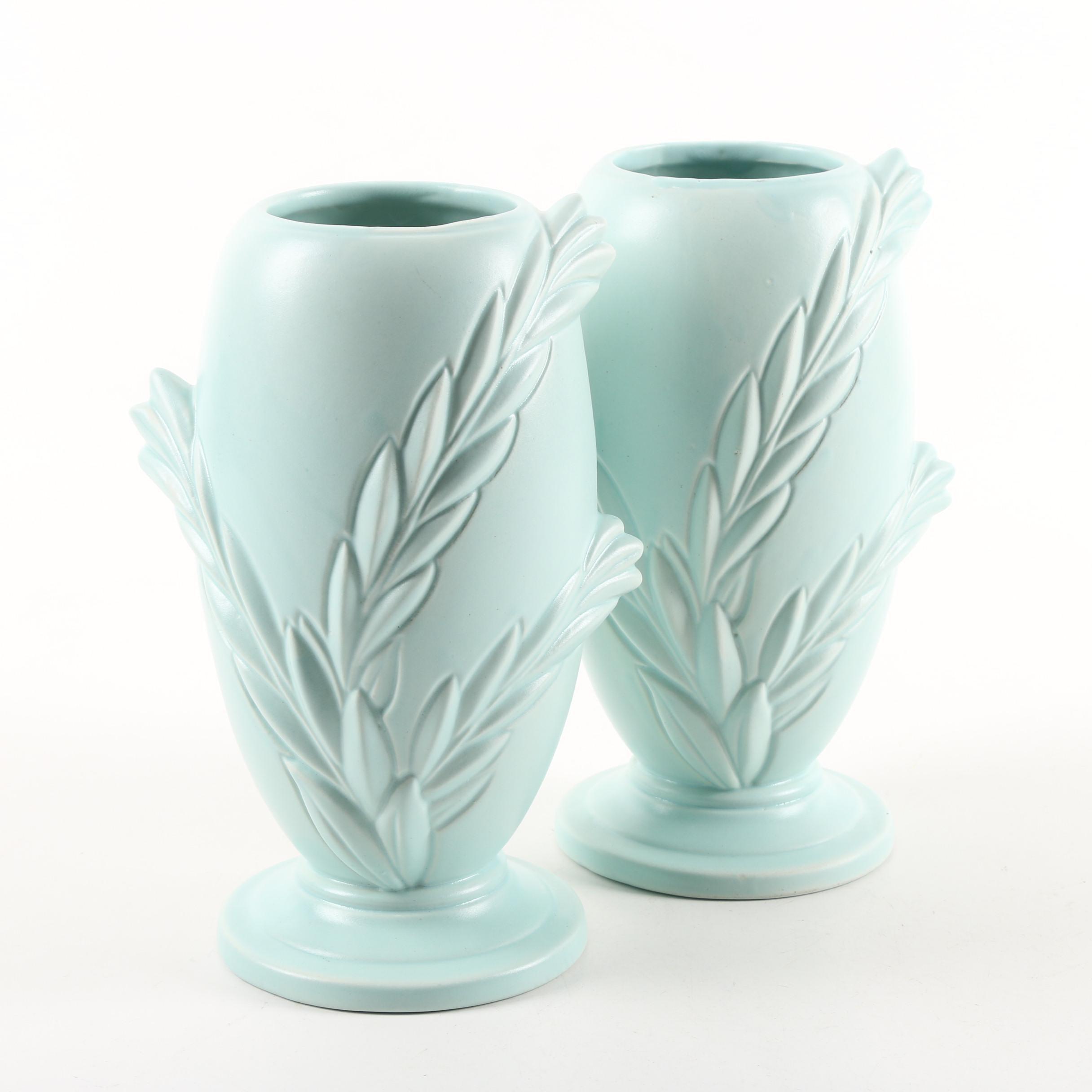 Vintage Haeger Pottery Vases