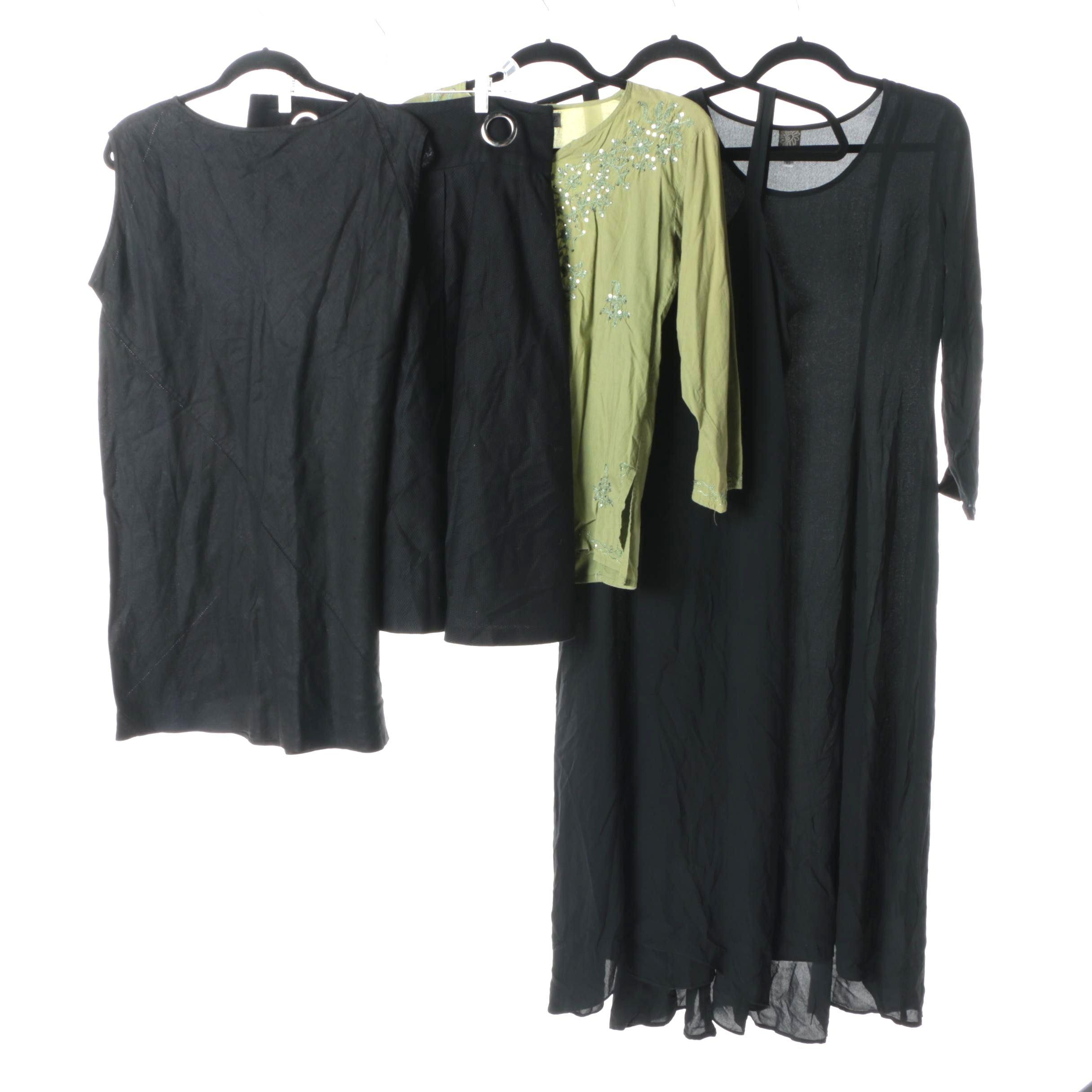 Women's Clothing Separates Including Patina and Ronaldus Shamask