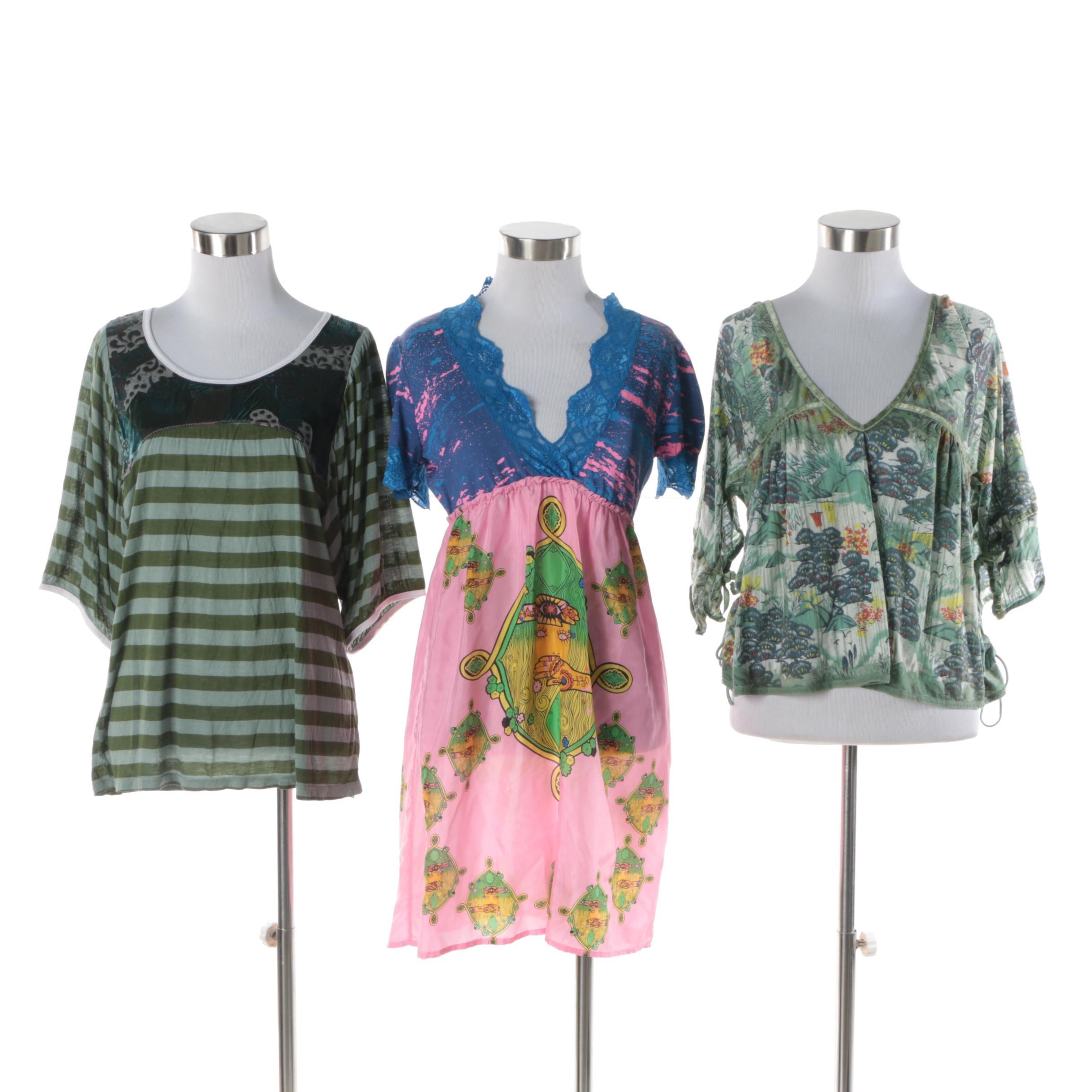 Women's Custo Barcelona Tunic and Tops