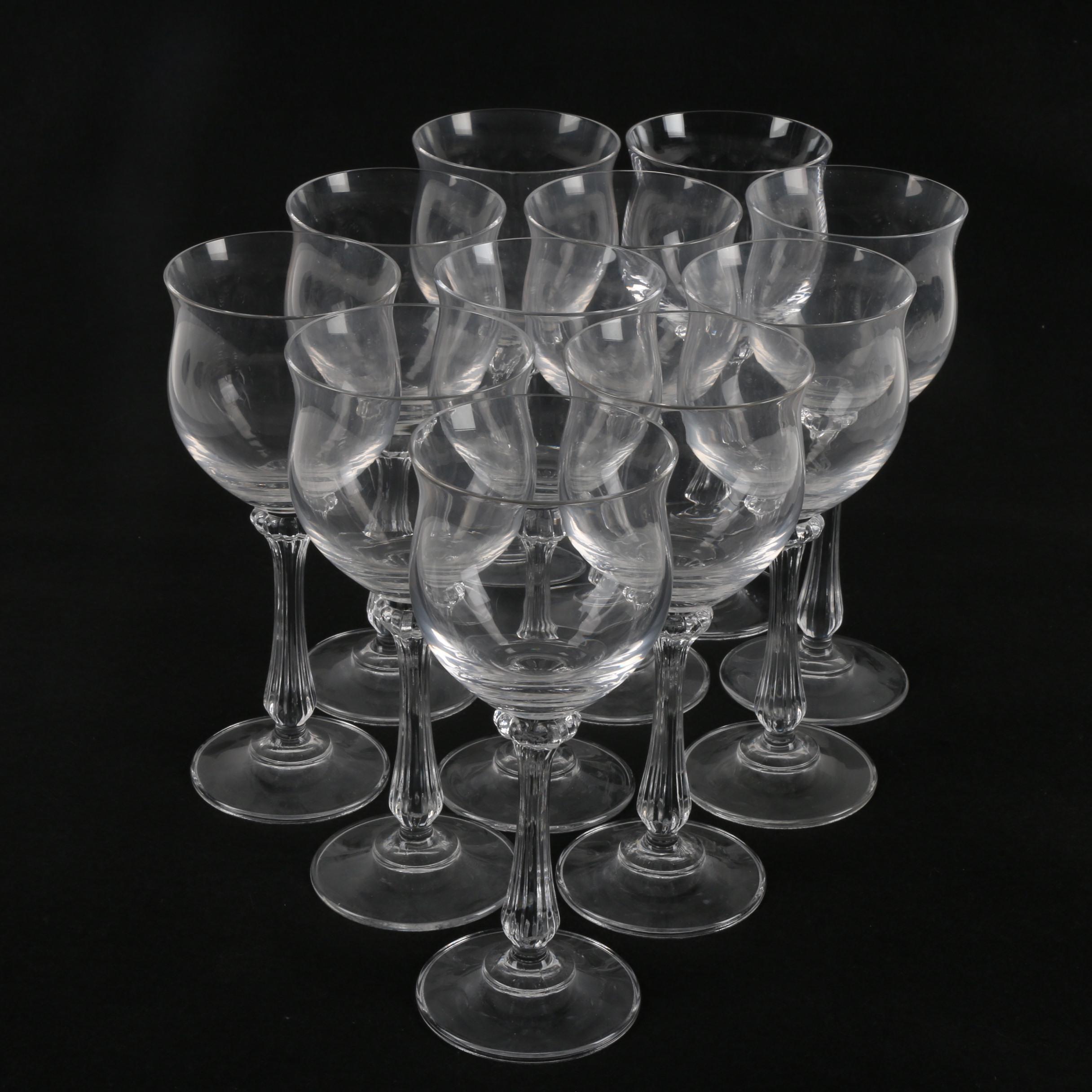 Tulip Wine Glasses