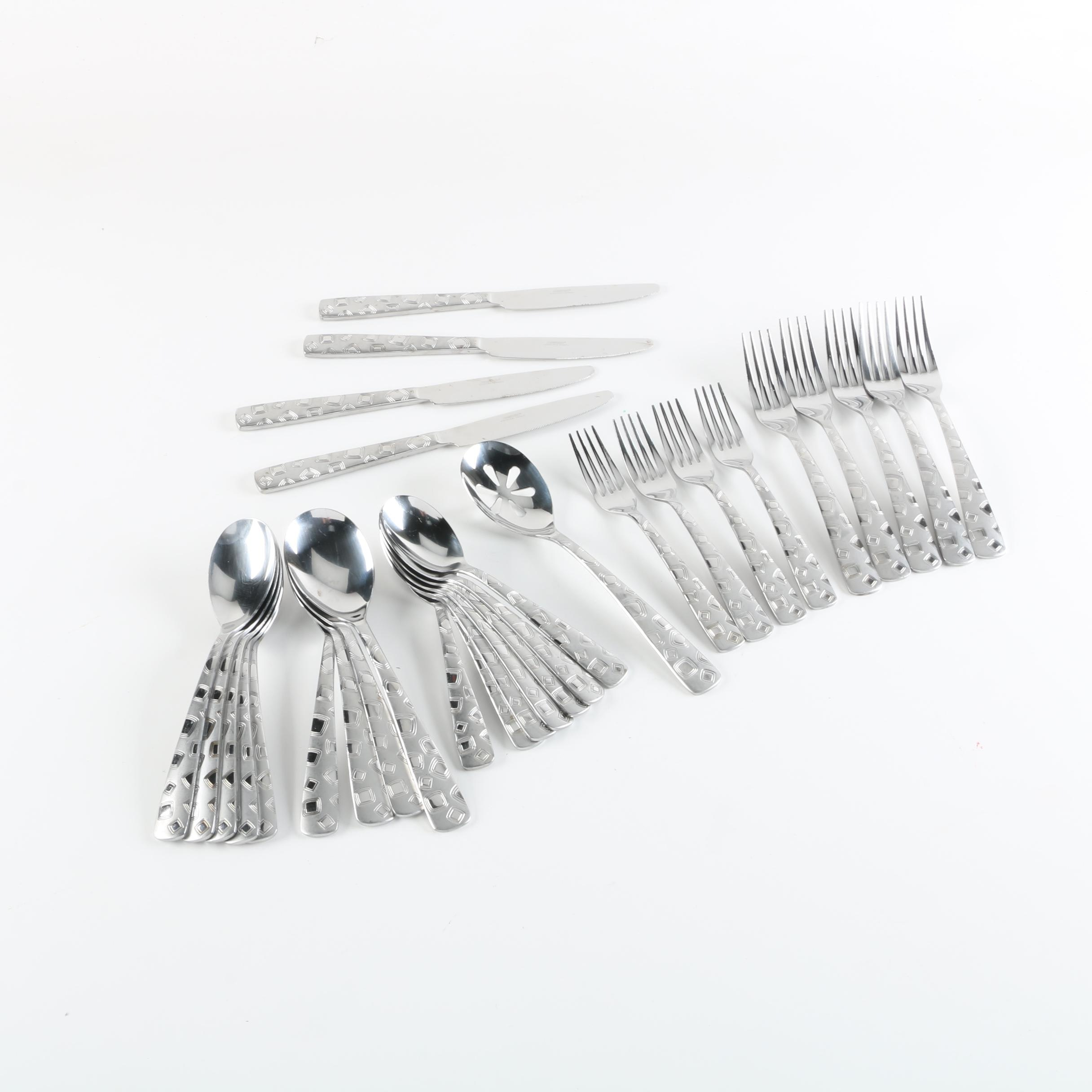 Cambridge Stainless Steal Flatware Set