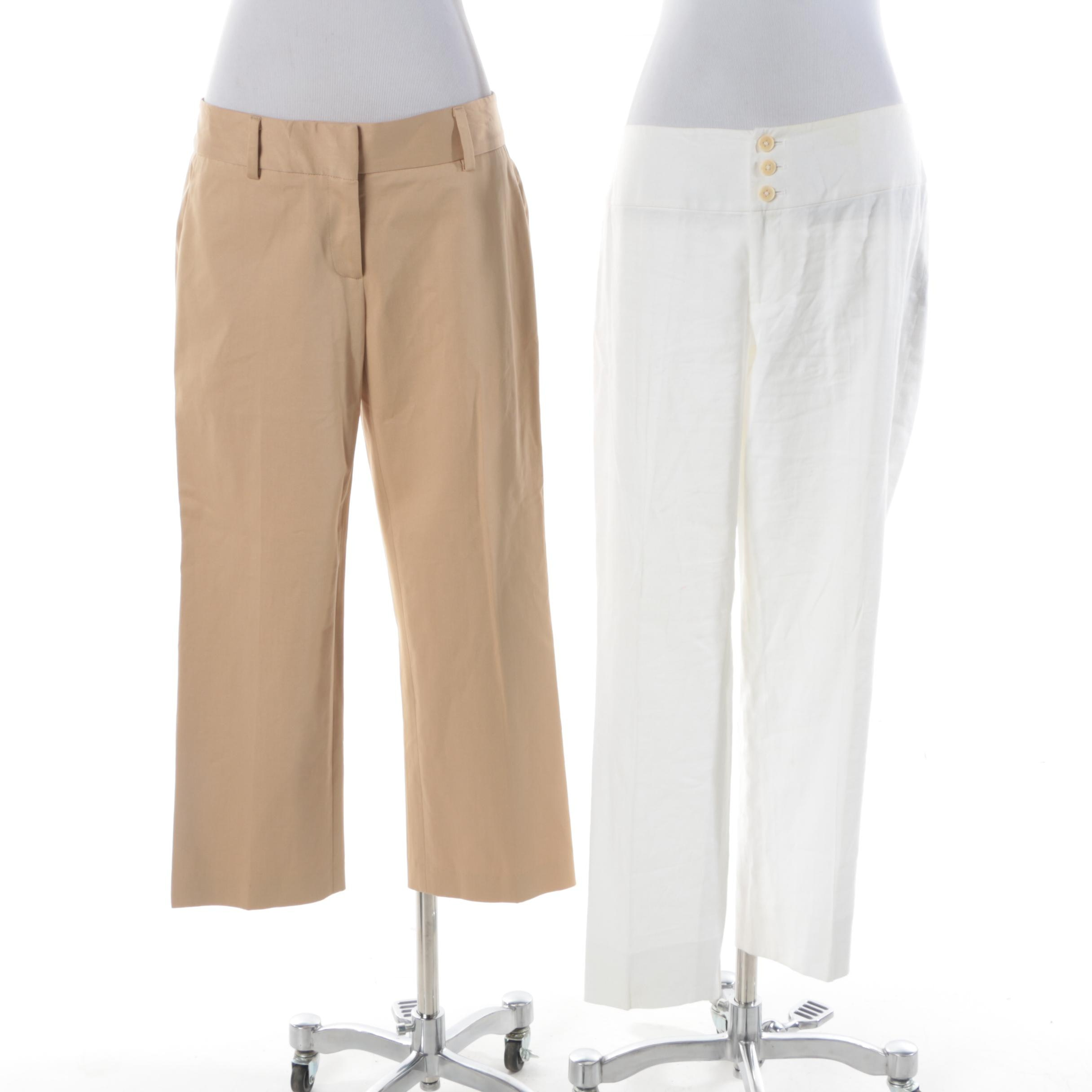 Women's Ralph Lauren and Laundry by Shelli Segal Pants