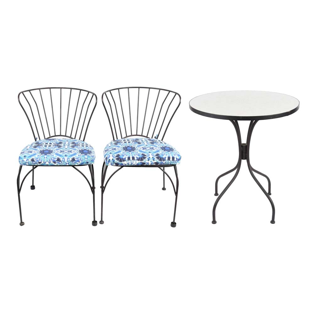 World Market Bistro Table and Chairs