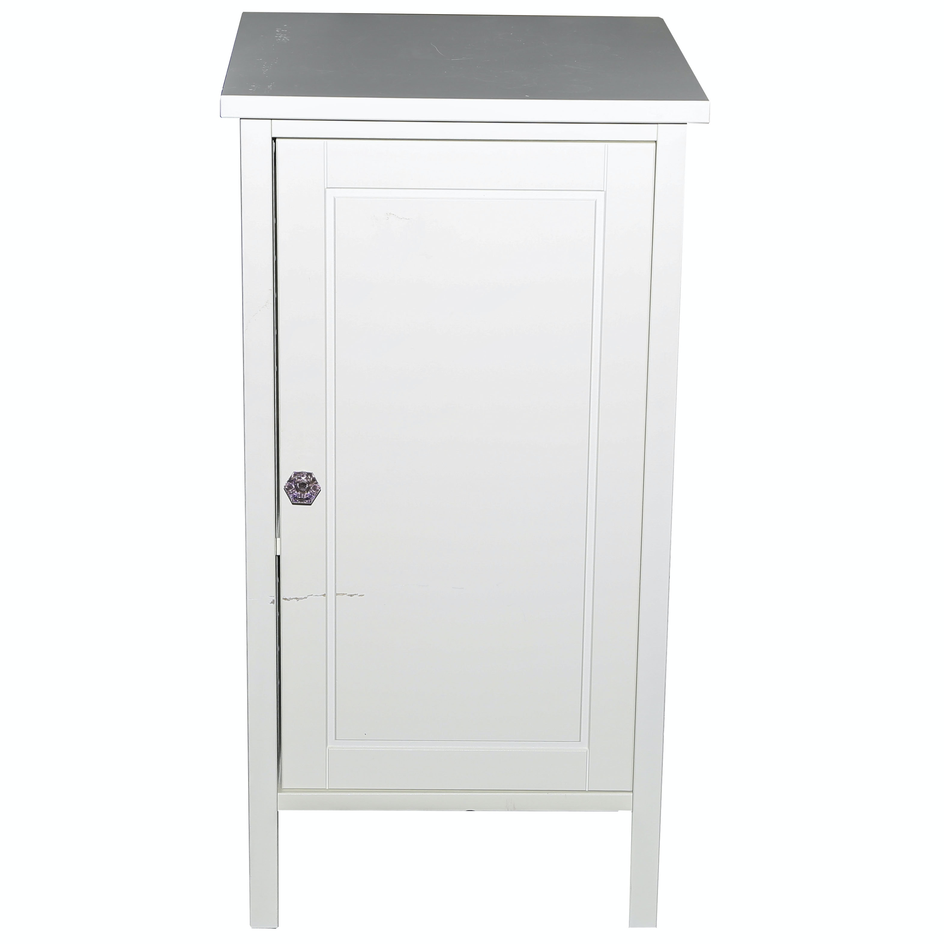 Contemporary Farmhouse Style Nightstand