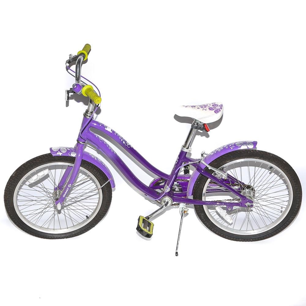 Girls Bella Bike