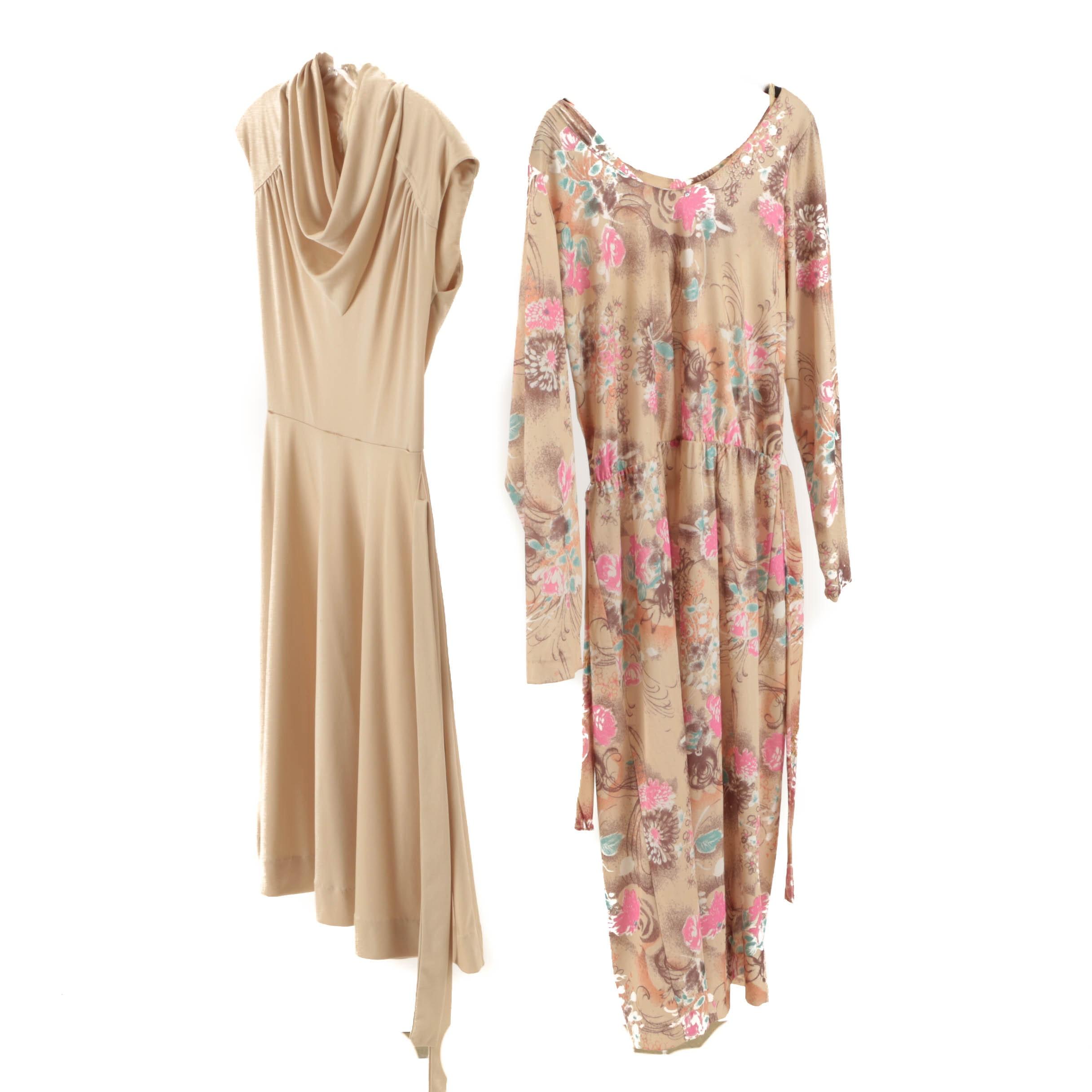 1970s Vintage Dresses