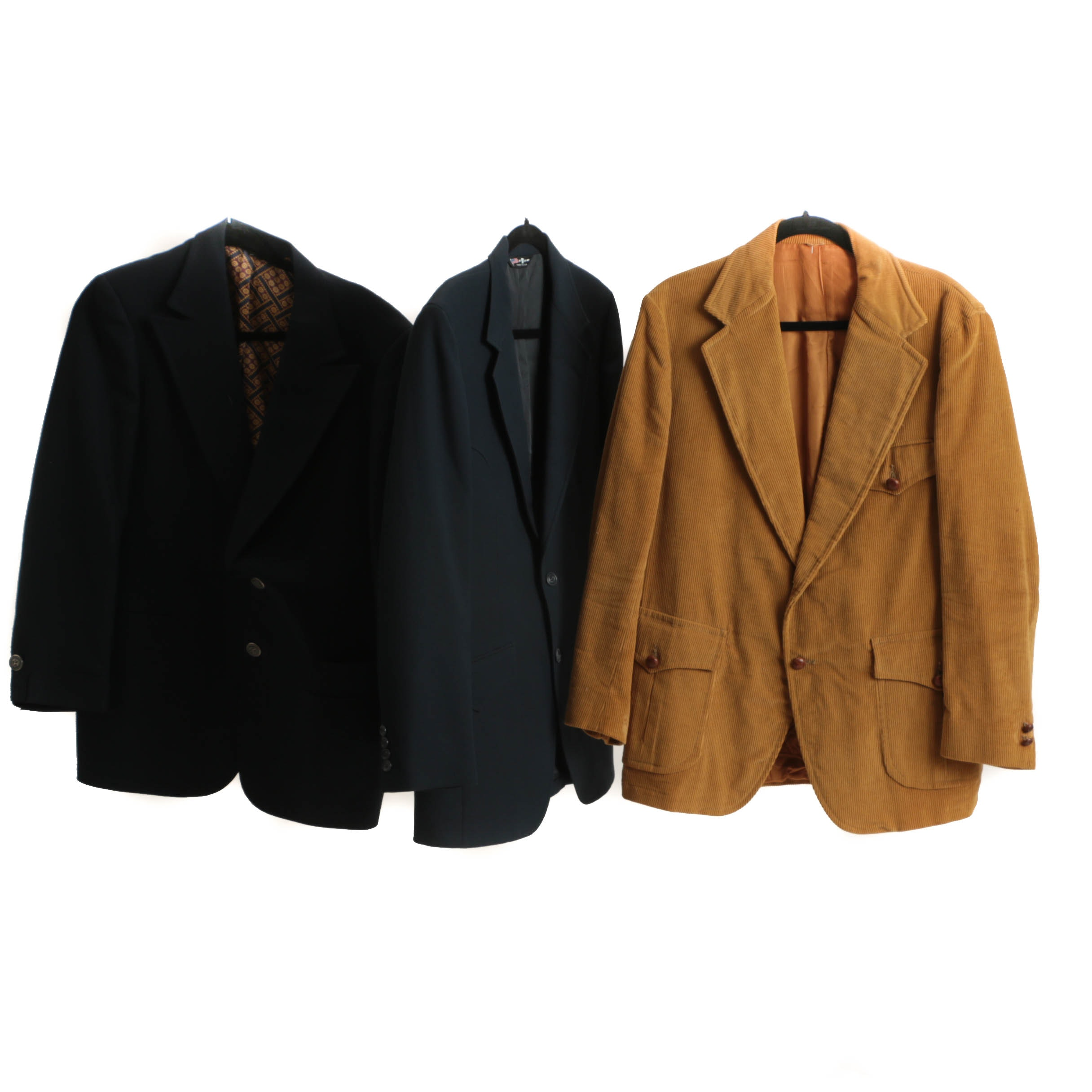 Men's Vintage Blazers