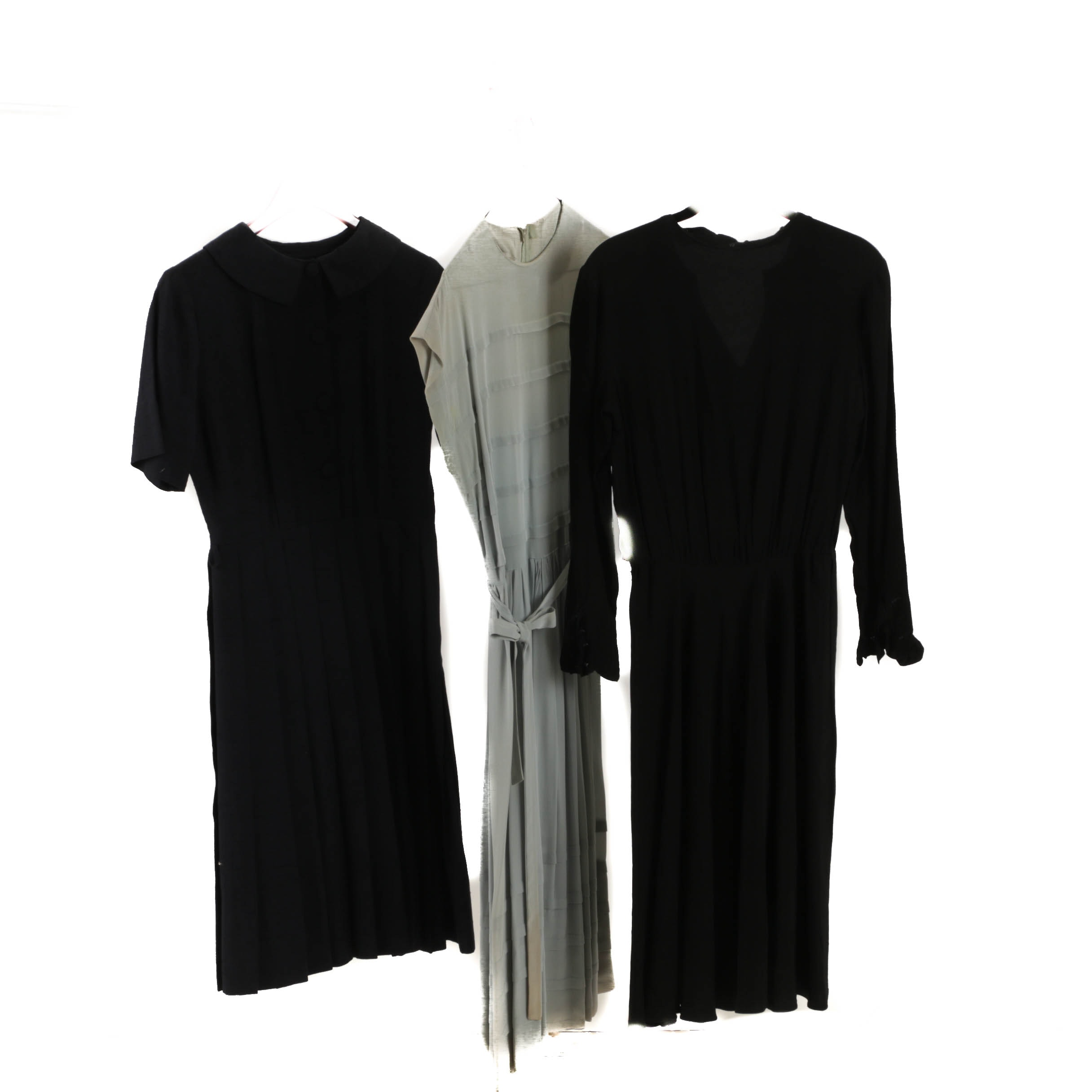 1950s Vintage Day Dresses