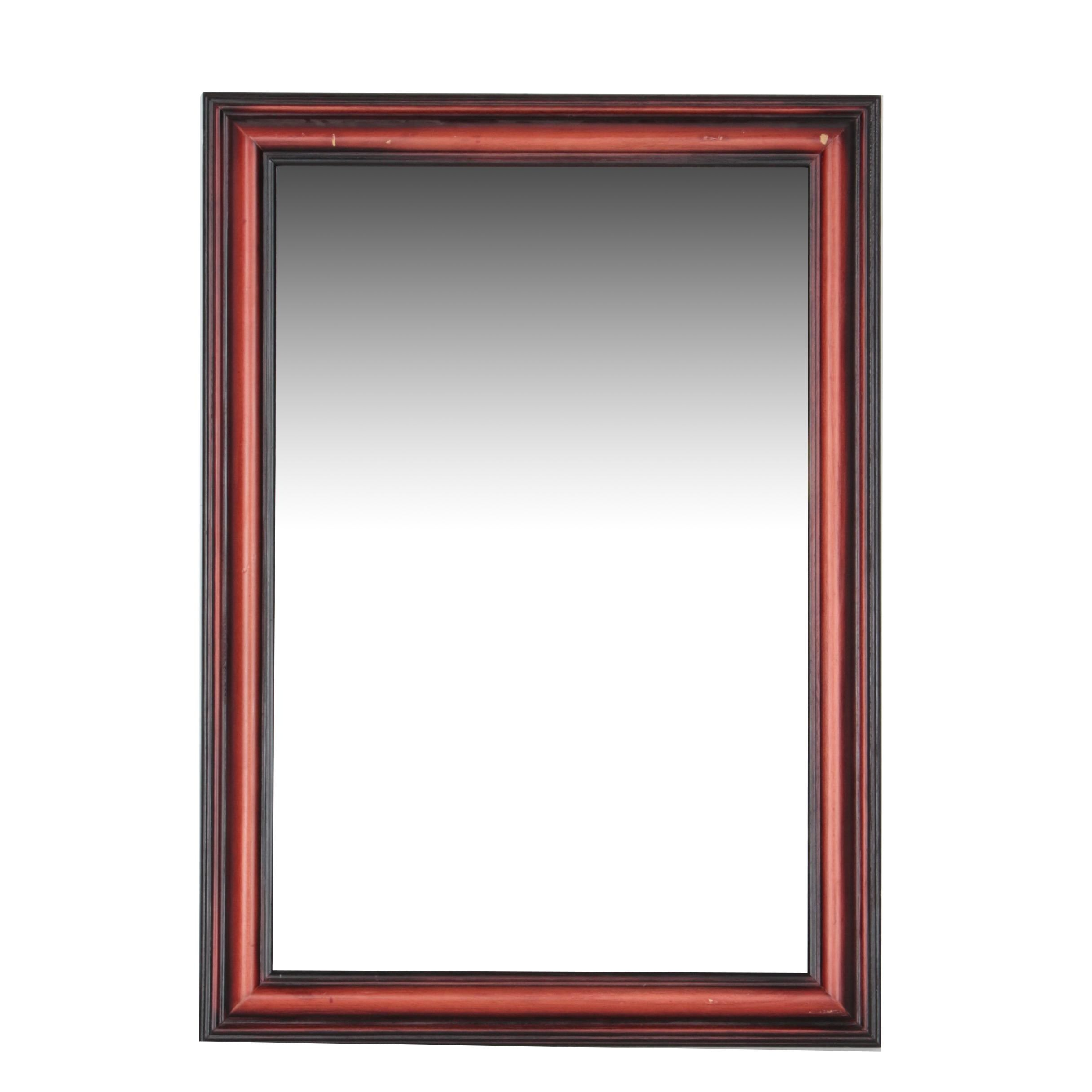 20th Century American Console Wall Mirror