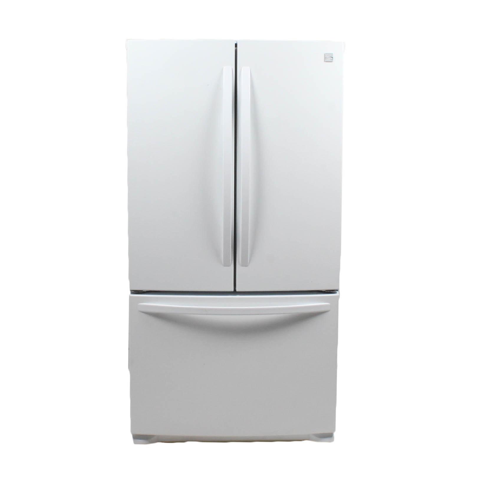 Kenmore Bottom Freezer Refrigerator