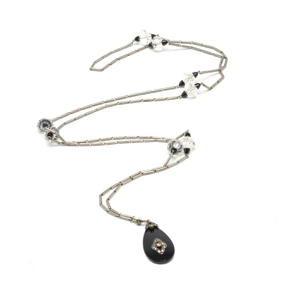 German Art Deco Necklace