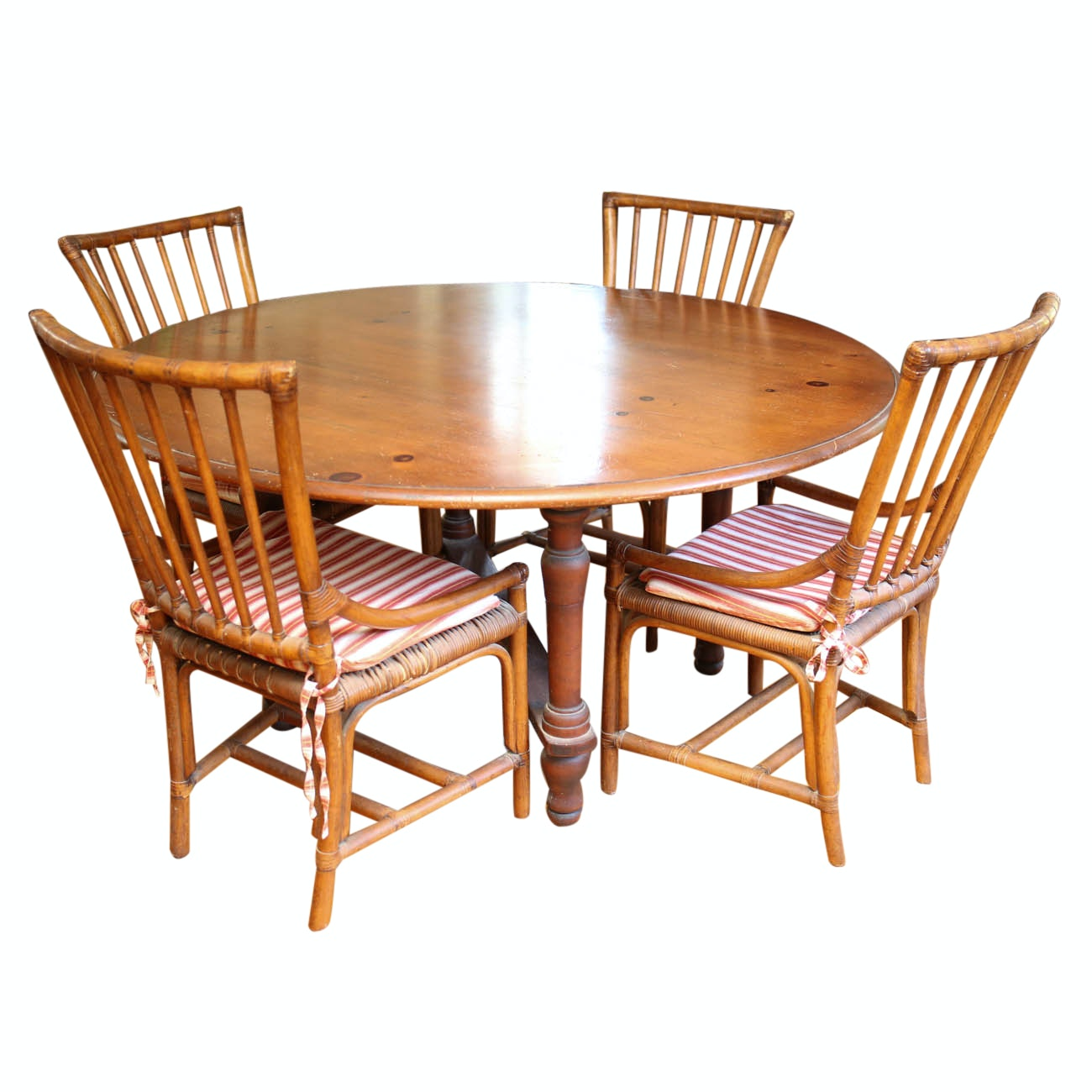 Ficks Reed Dining Table Set