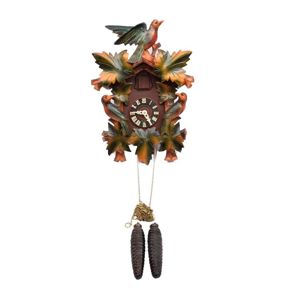 German U.S. Zone Bachmaier & Klemmer Cuckoo Clock