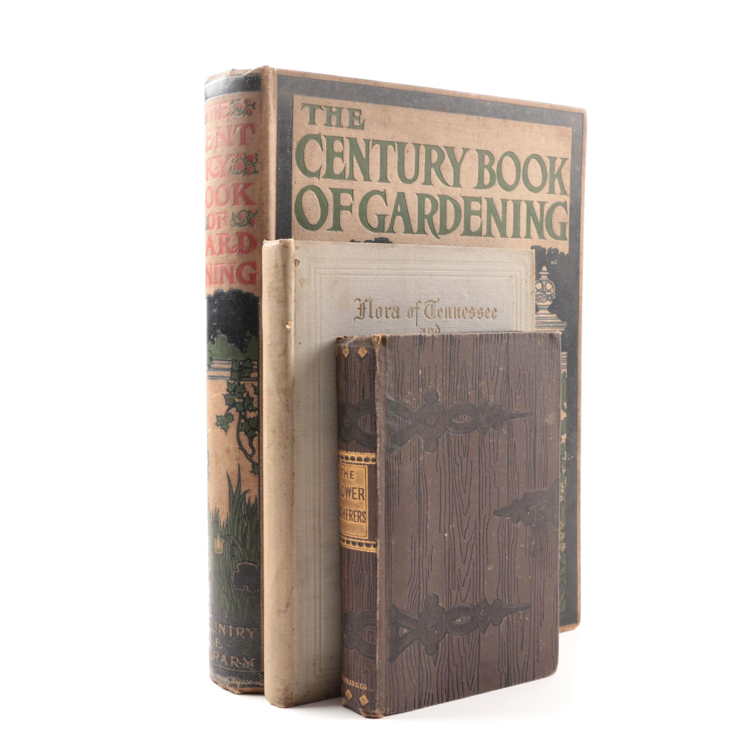 """A Century Book of Gardening"" and Other Books"