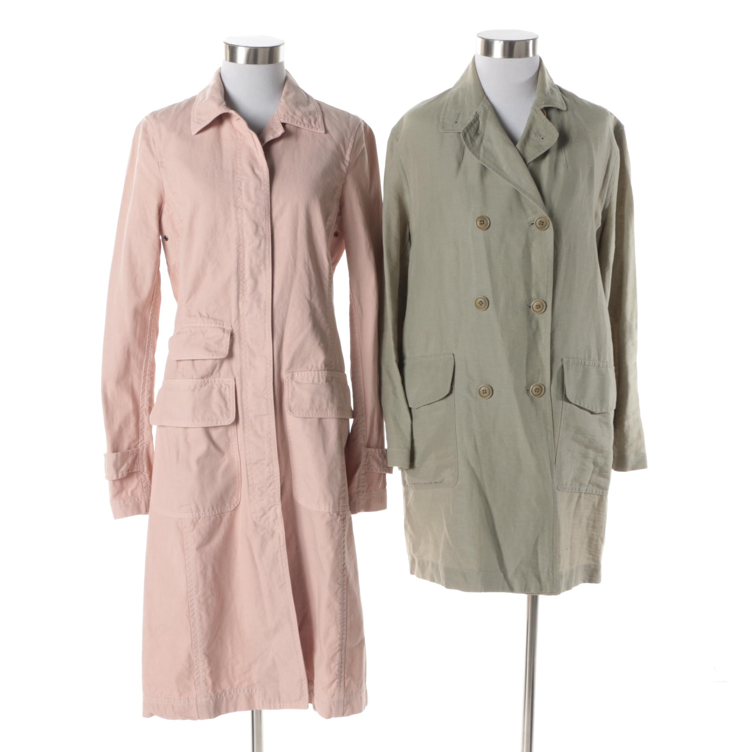 Women's DKNY Classic and Nili Lotan Jackets