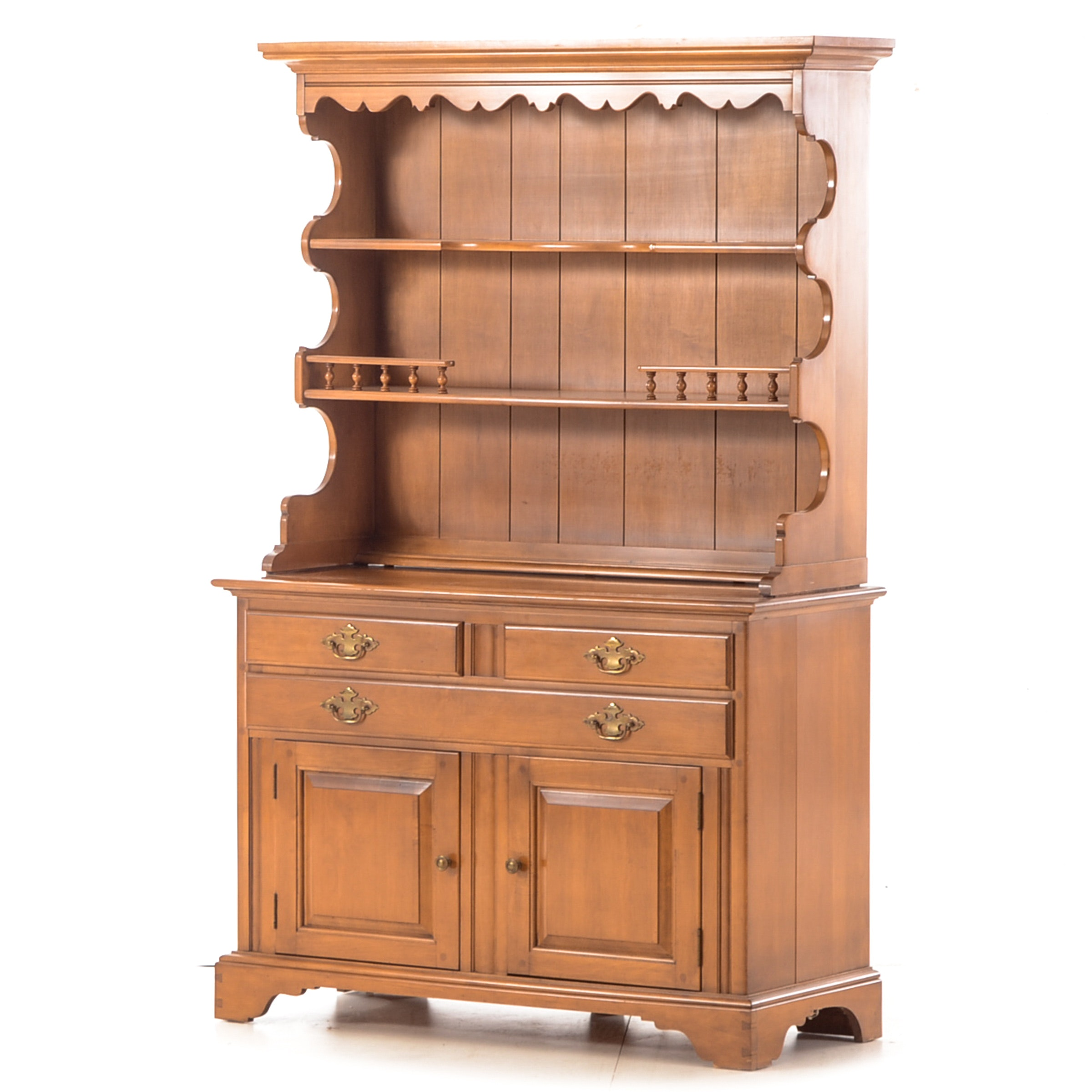 Vintage Cupboard by Willet Furniture