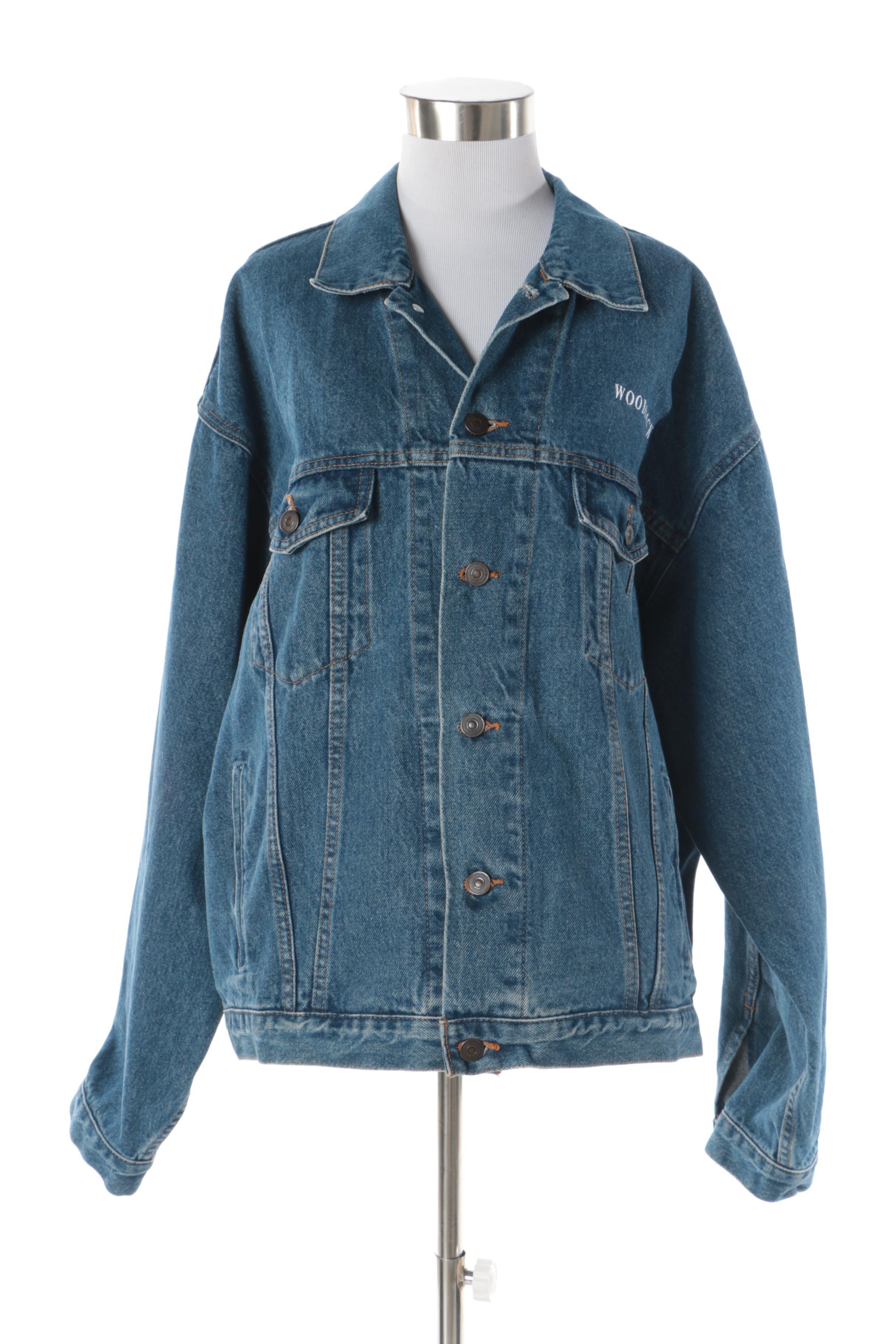 Men's Star Gear Woodstock Denim Jacket