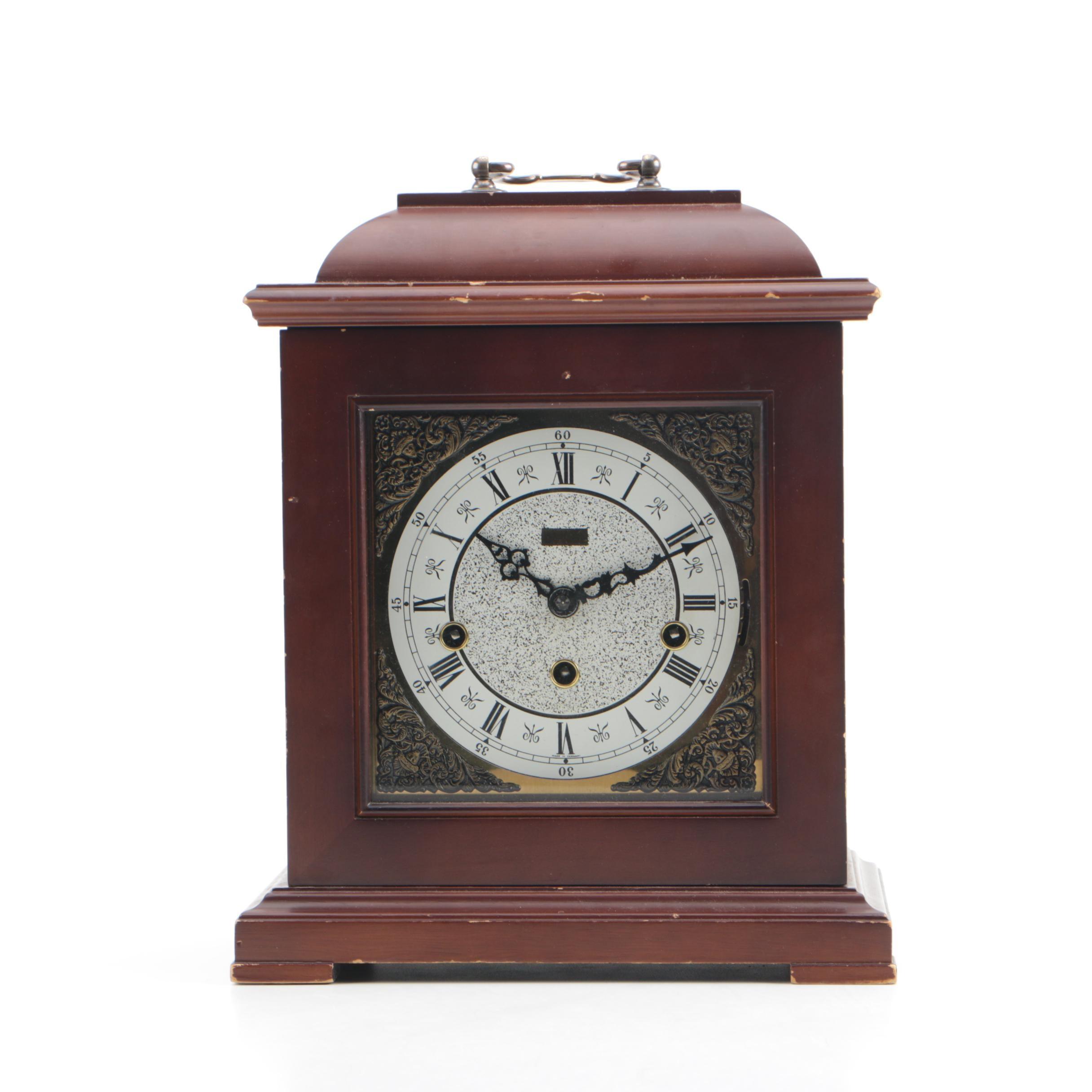 AC Becken Carriage Clock