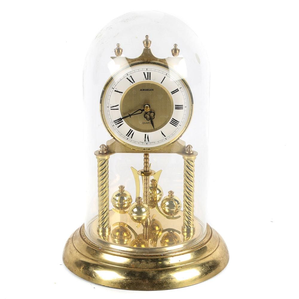 Angelus Quartz Anniversary Clock