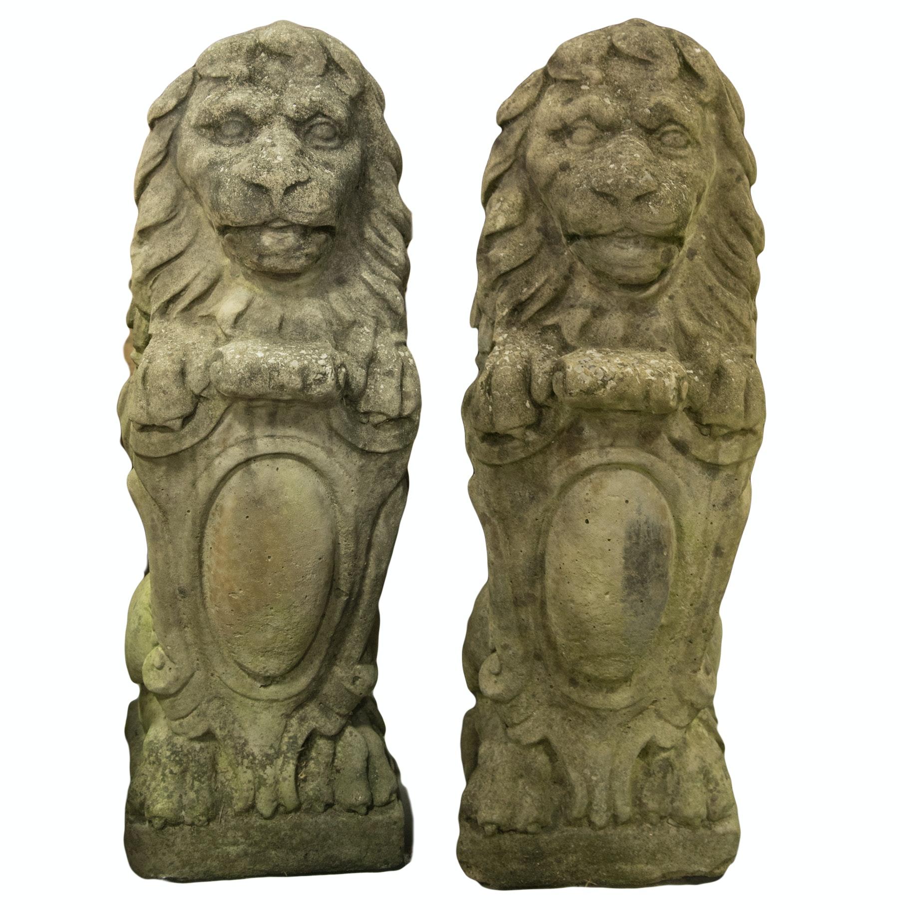 Lion Statuary