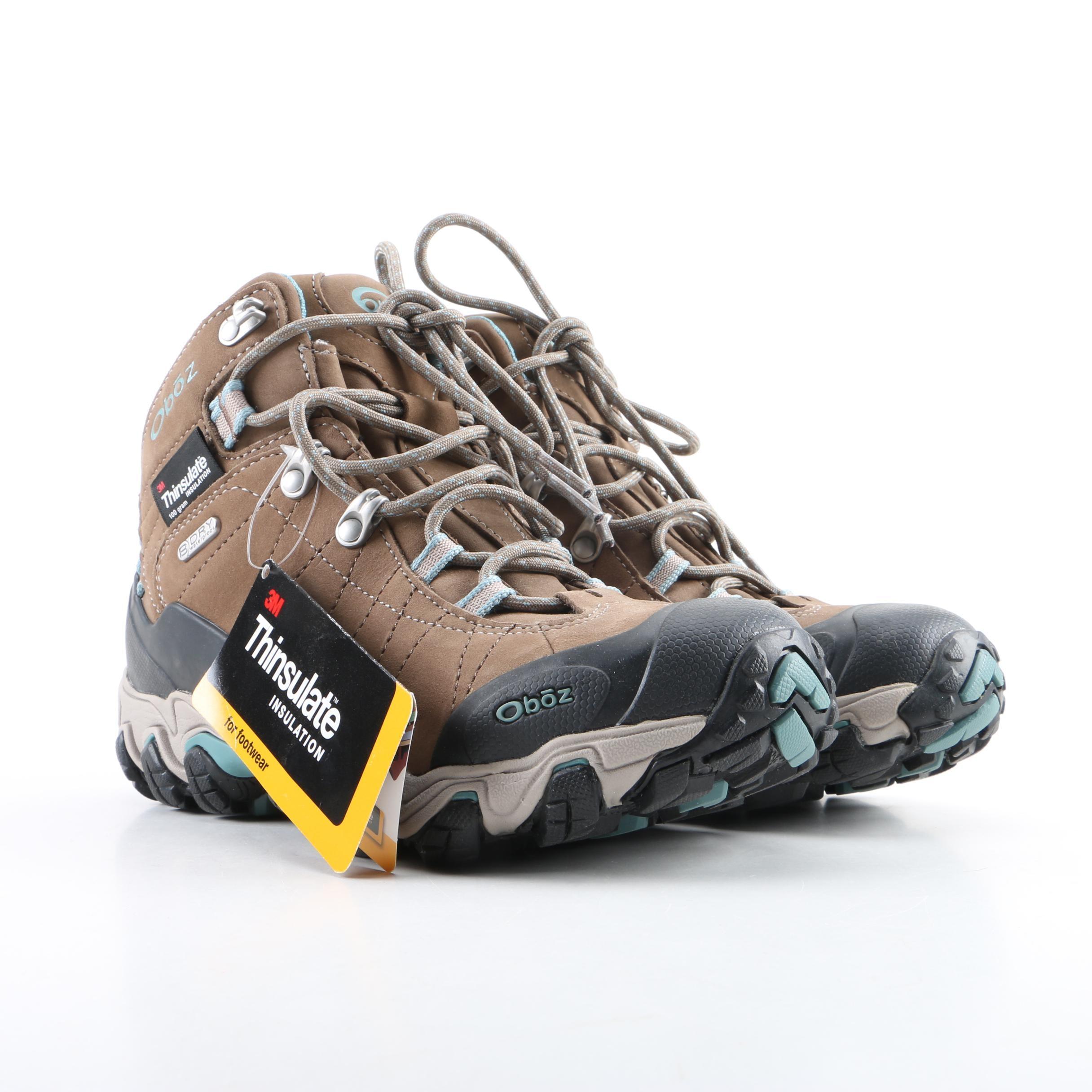 Women's Obōz Thinsulate Waterproof Hiking Boots