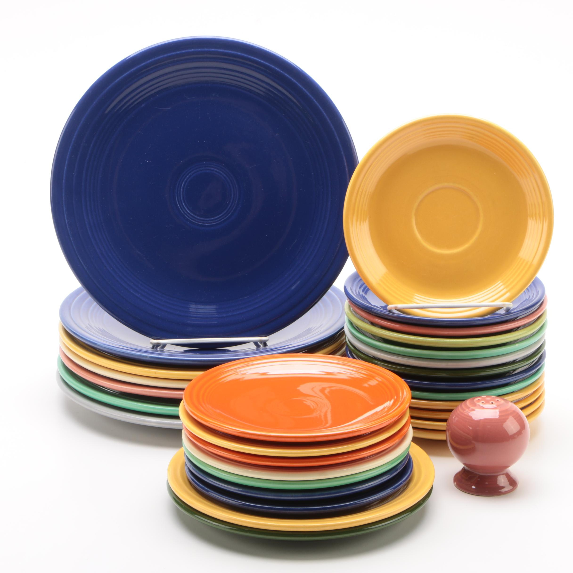 "Homer Laughlin ""Fiesta"" Ceramic Tableware"
