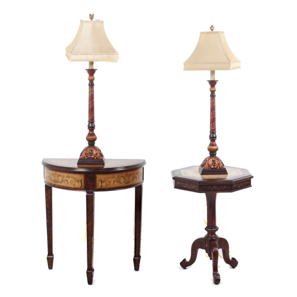 Accent Tables and Lamps