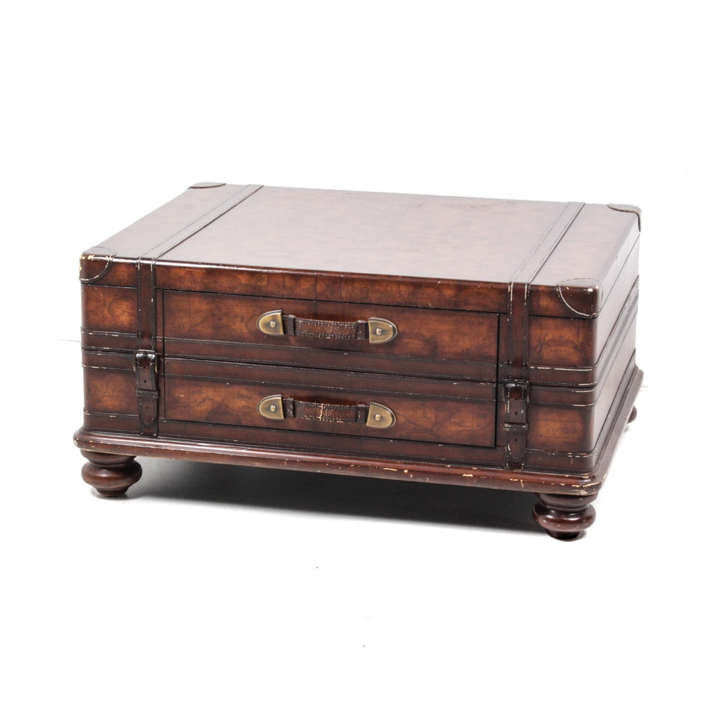 "Hooker Furniture ""Seven Seas"" Coffee Table"